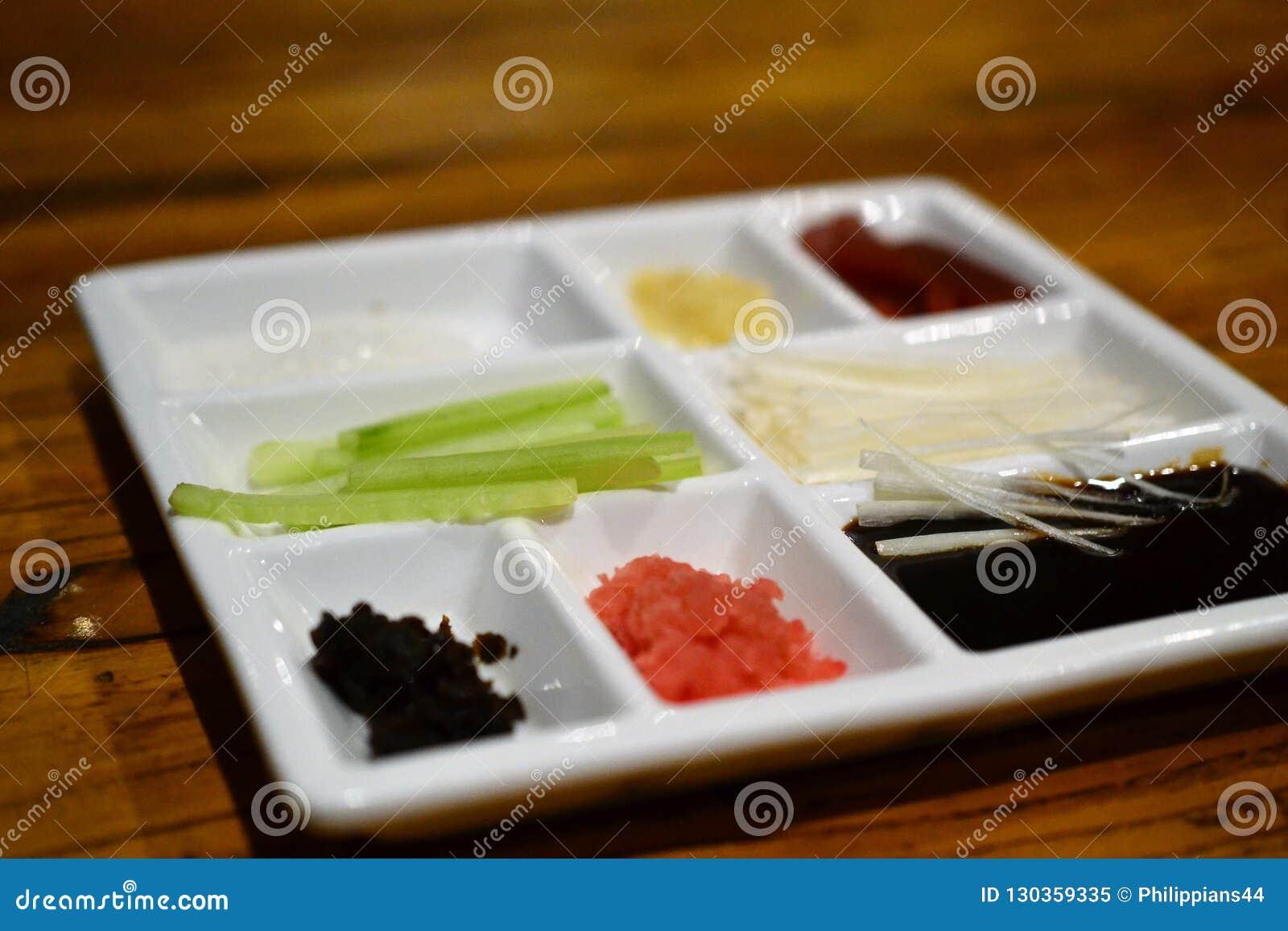 Ente Pekings Peking in der Vorbereitung, mit Beilage, authentische chinesische Nahrung