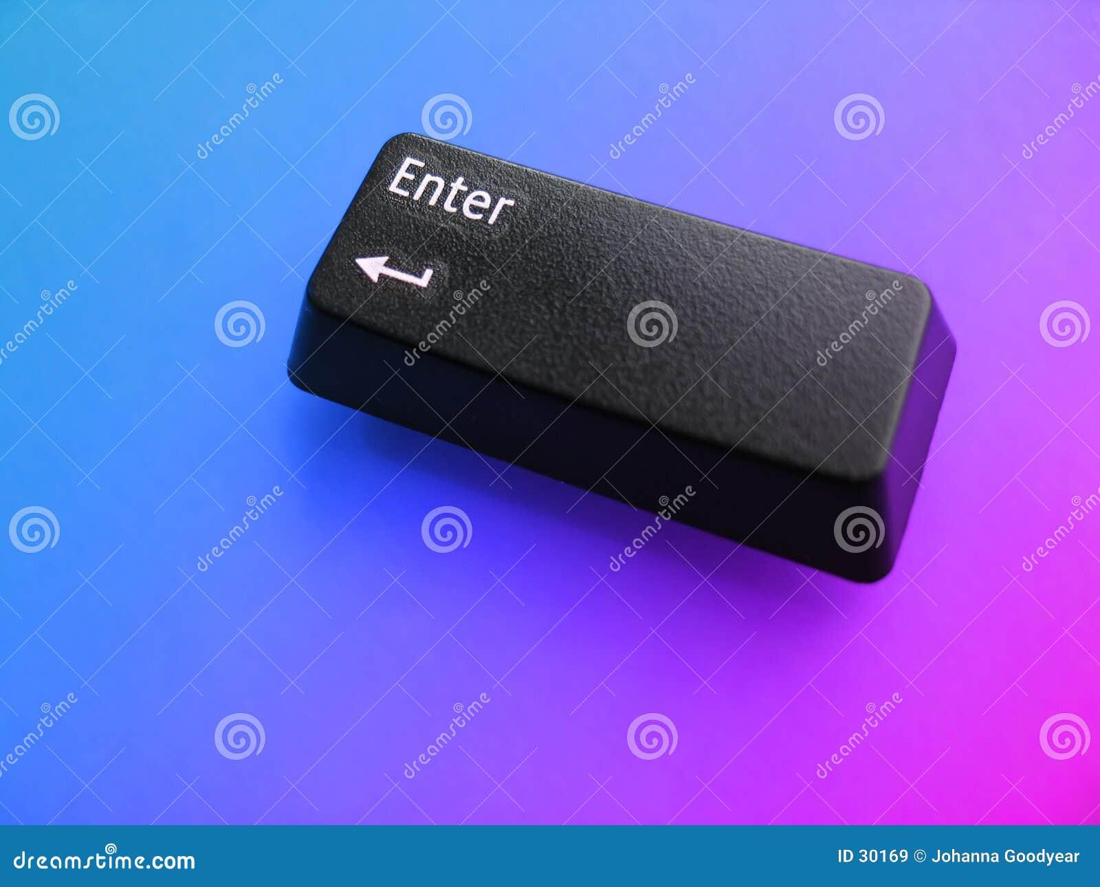 Enter键