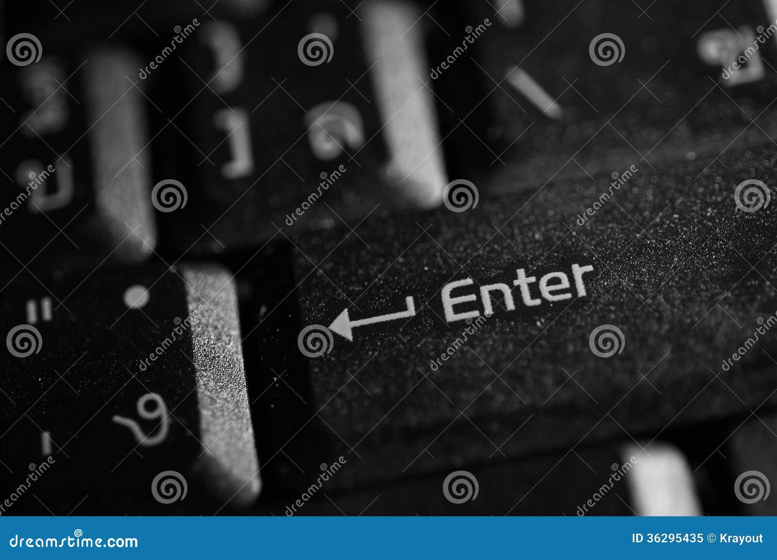 Enter botten