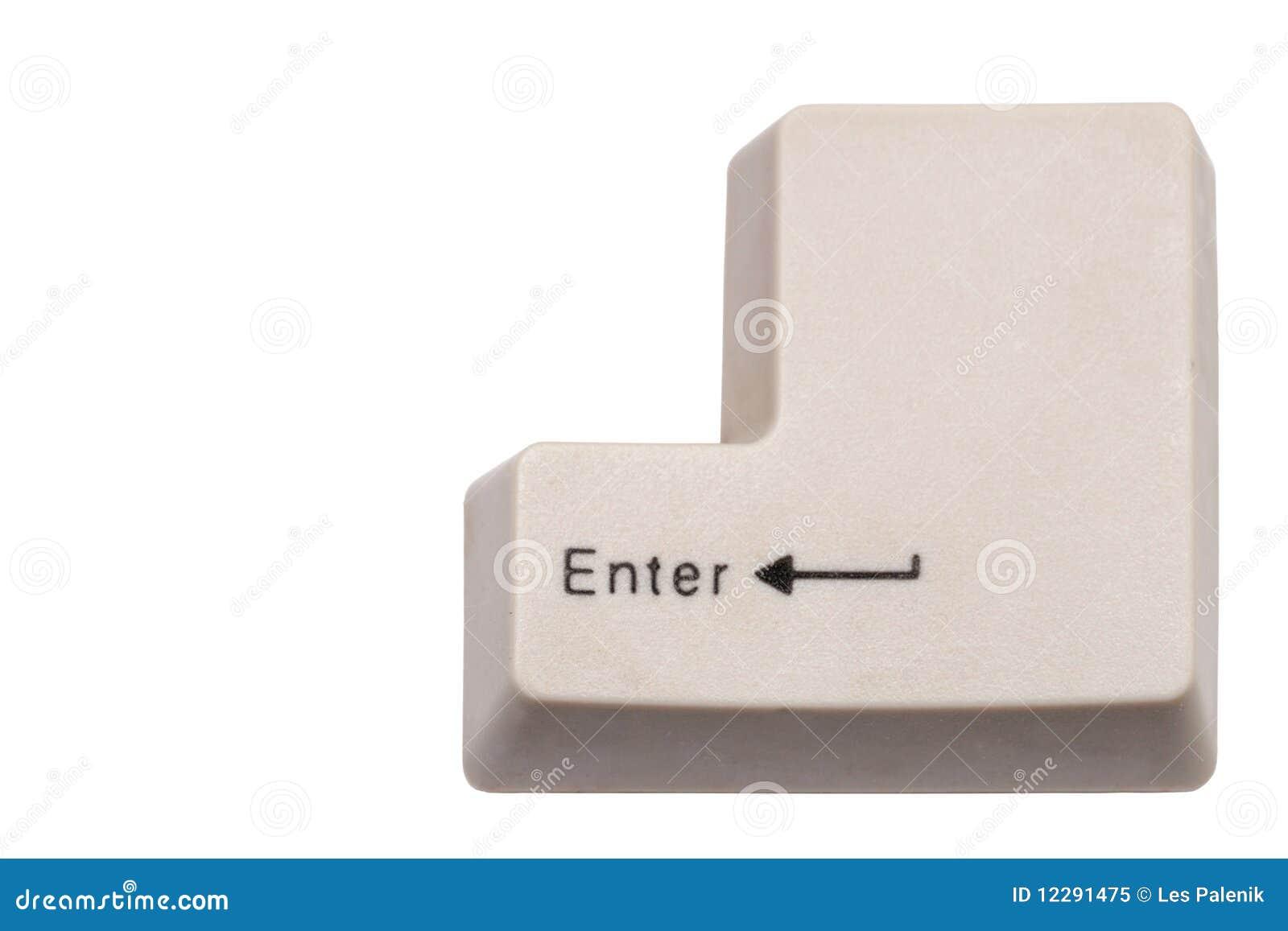 Enter Key Royalty Free Stock Photo Image 12291475