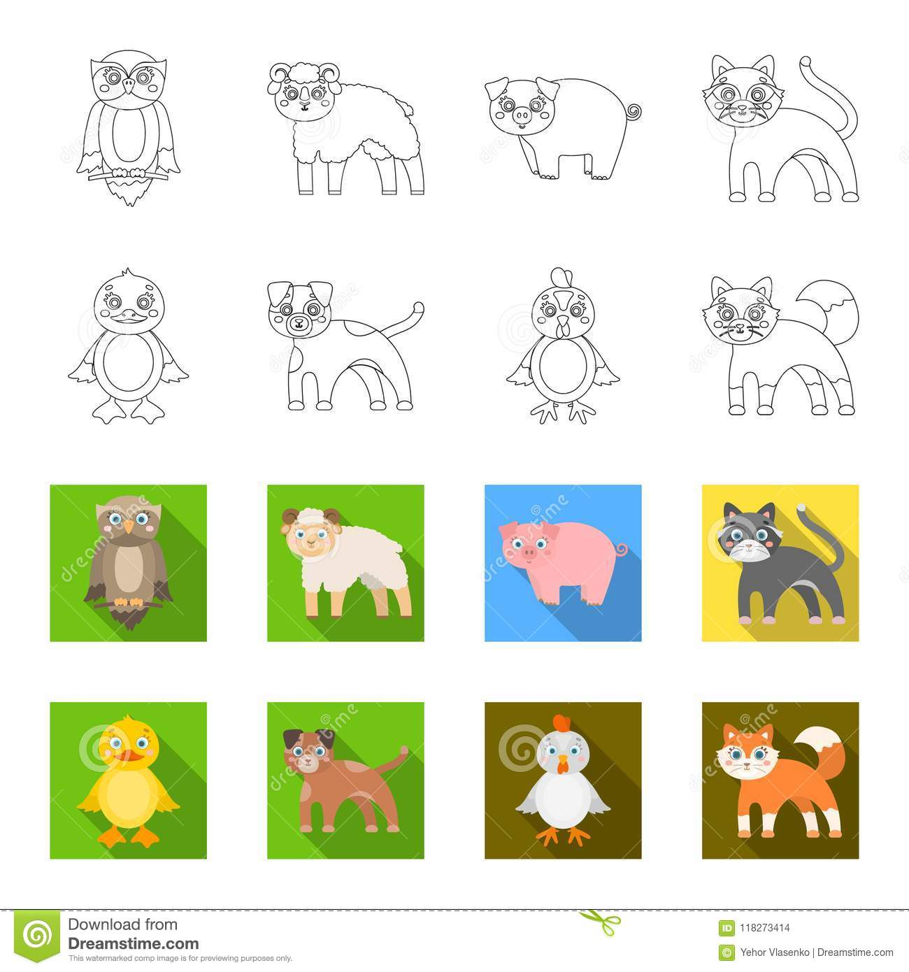 Entertainment, farm, pets and other web icon in outline,flat style. Eggs, toy, recreation icons in set collection.