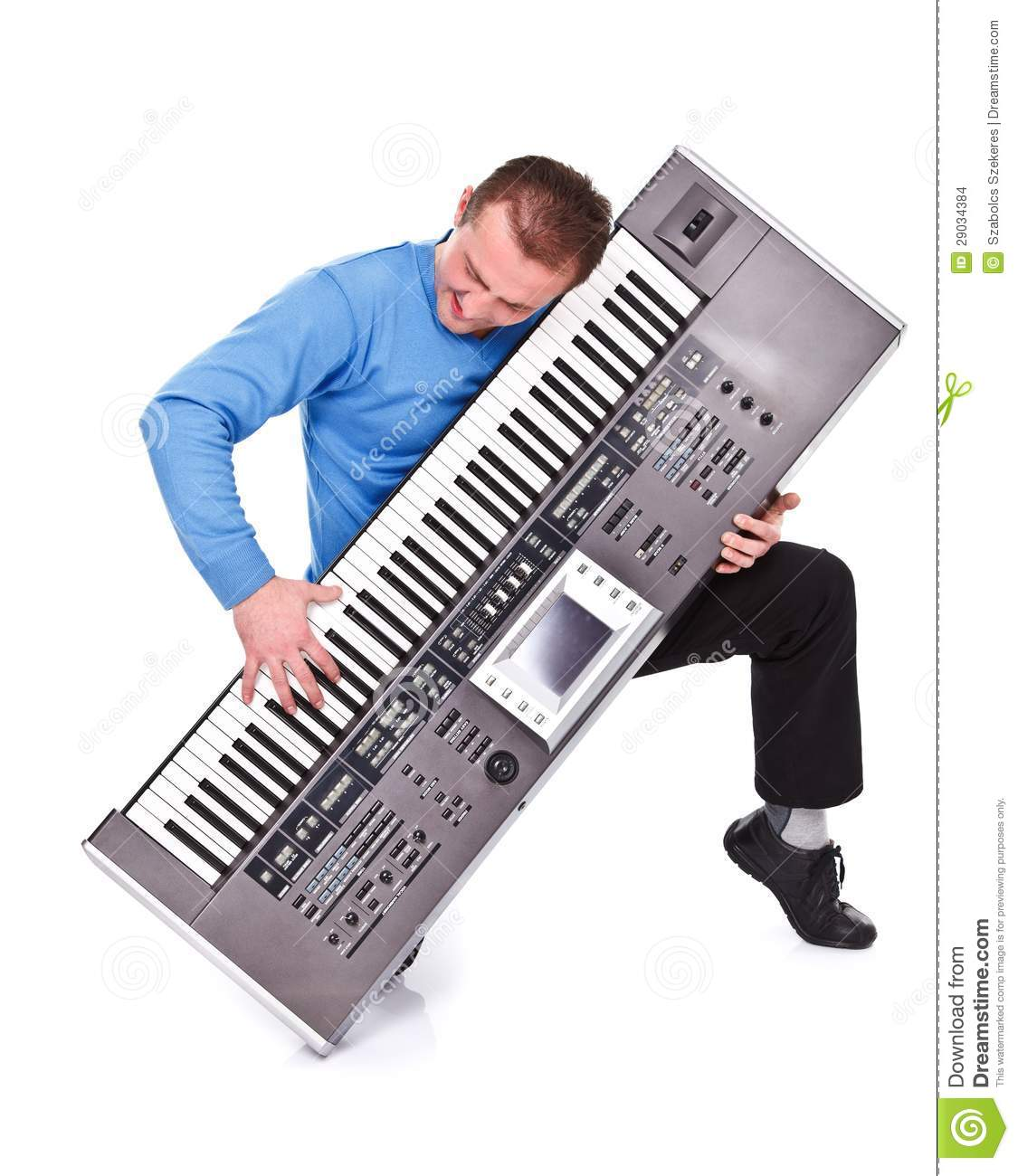 how to play i wish on keyboards