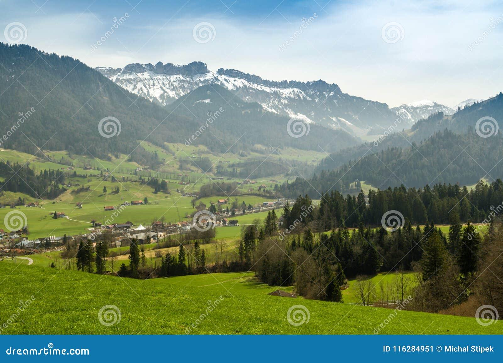 Entlebuch, πρώτη περιβαλλοντικά προστατευόμενη περιοχή βιόσφαιρας