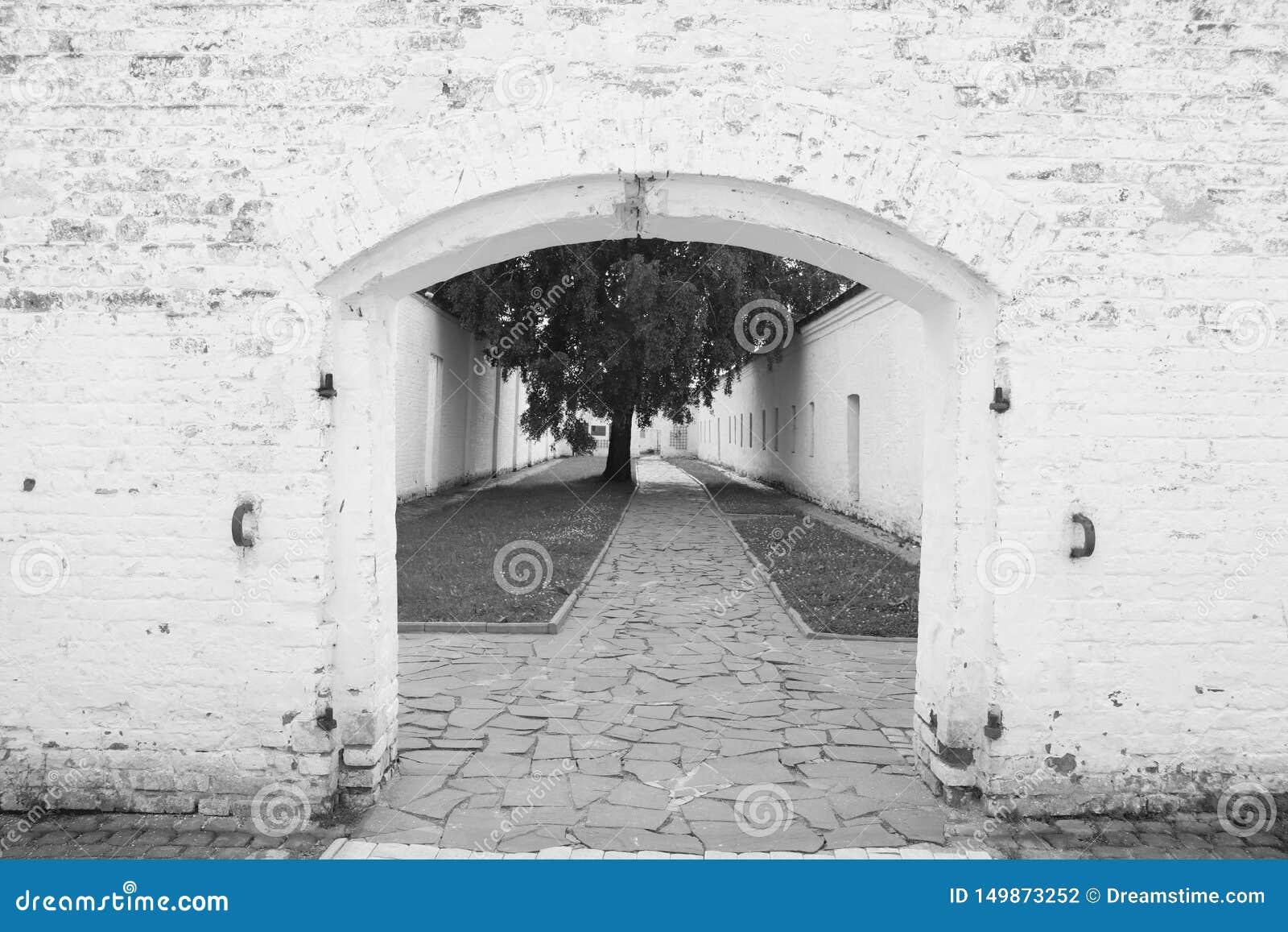 Entrada ao castelo