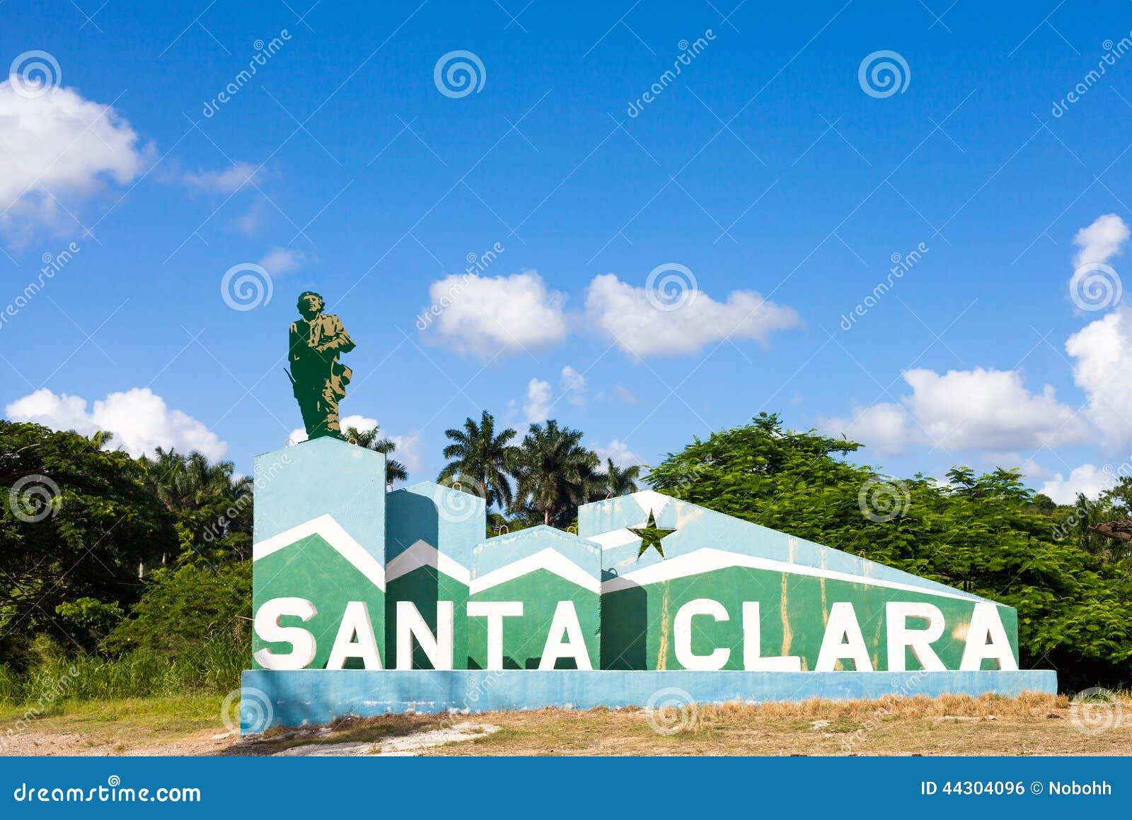 Entrada de Cuba en la ciudad histórica de Santa Clara