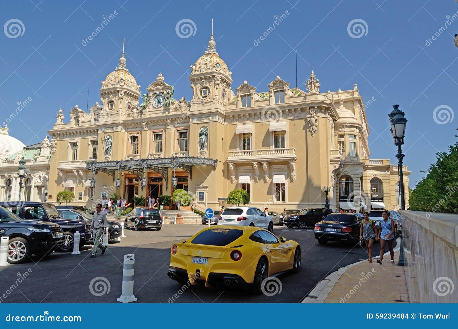 Entrada Sunny Day, Mónaco, Tom Wurl del casino