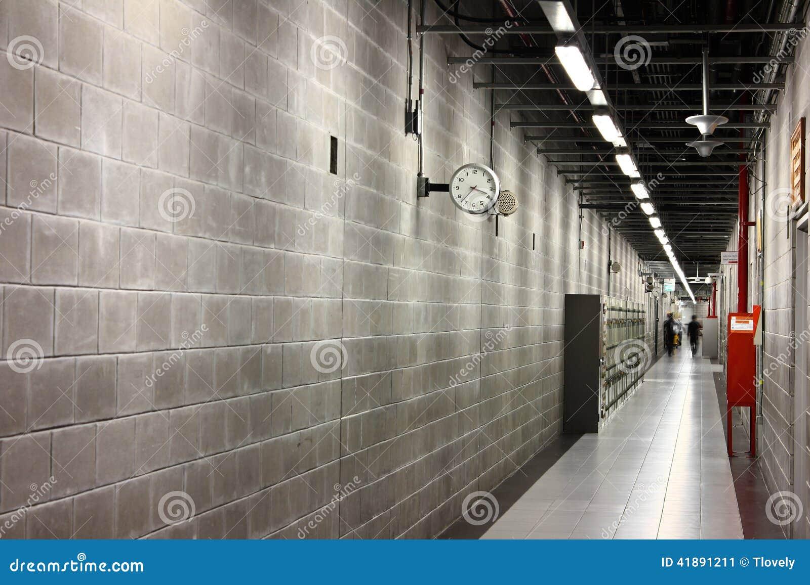 Entrance and corridor in a modern building stock photo image 41891211 - Corridor entrance ...