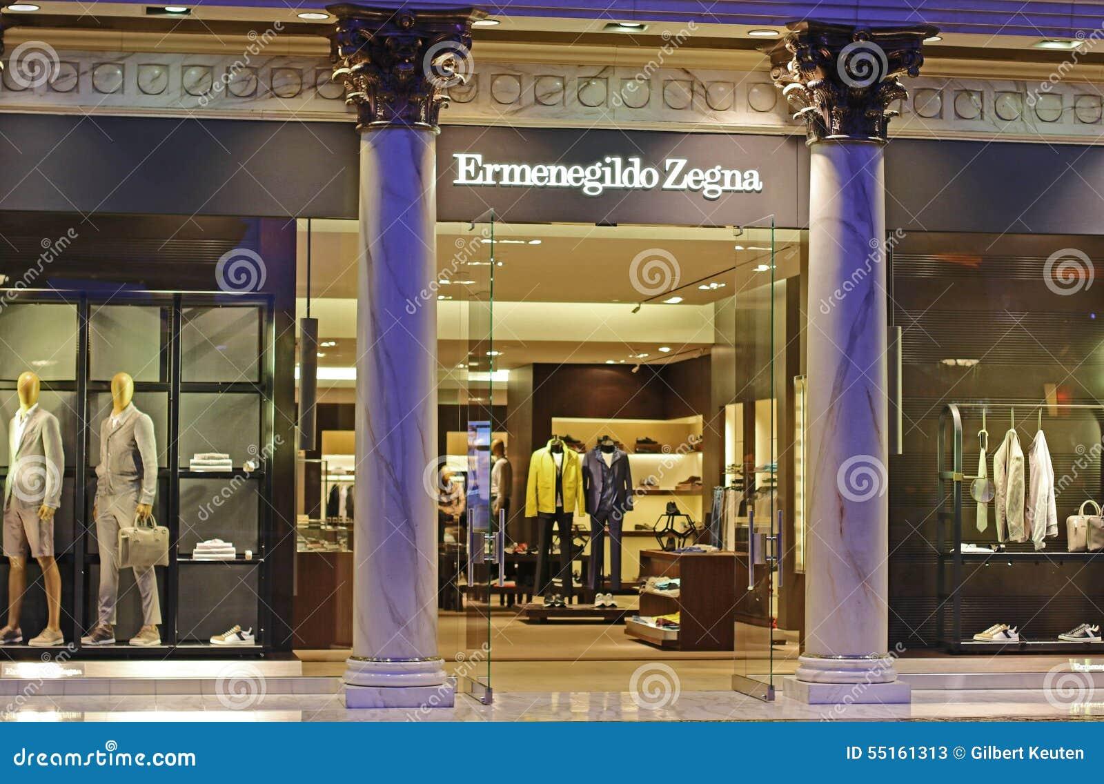 2a75a8f5a1a Ermenegildo Zegna Store Stock Images - Download 74 Royalty Free Photos