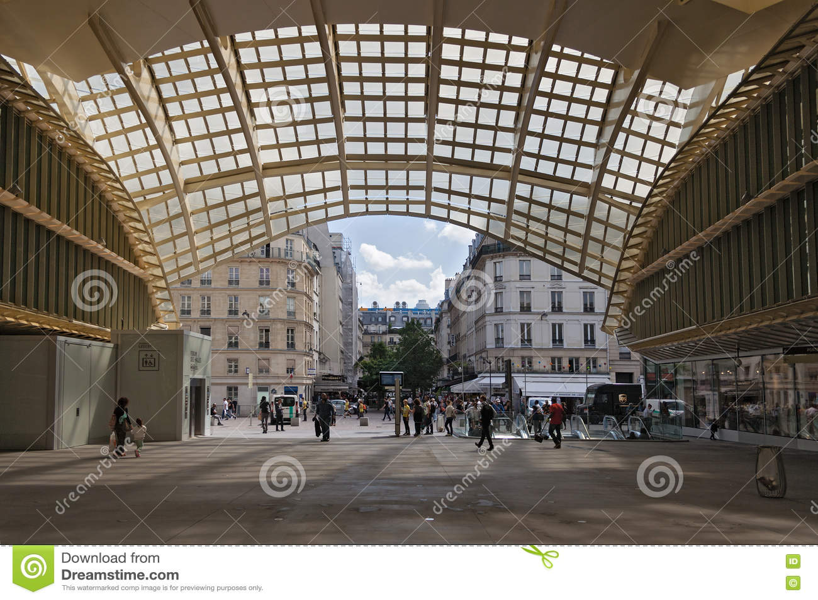 Restaurant Leq Halles Paris Z