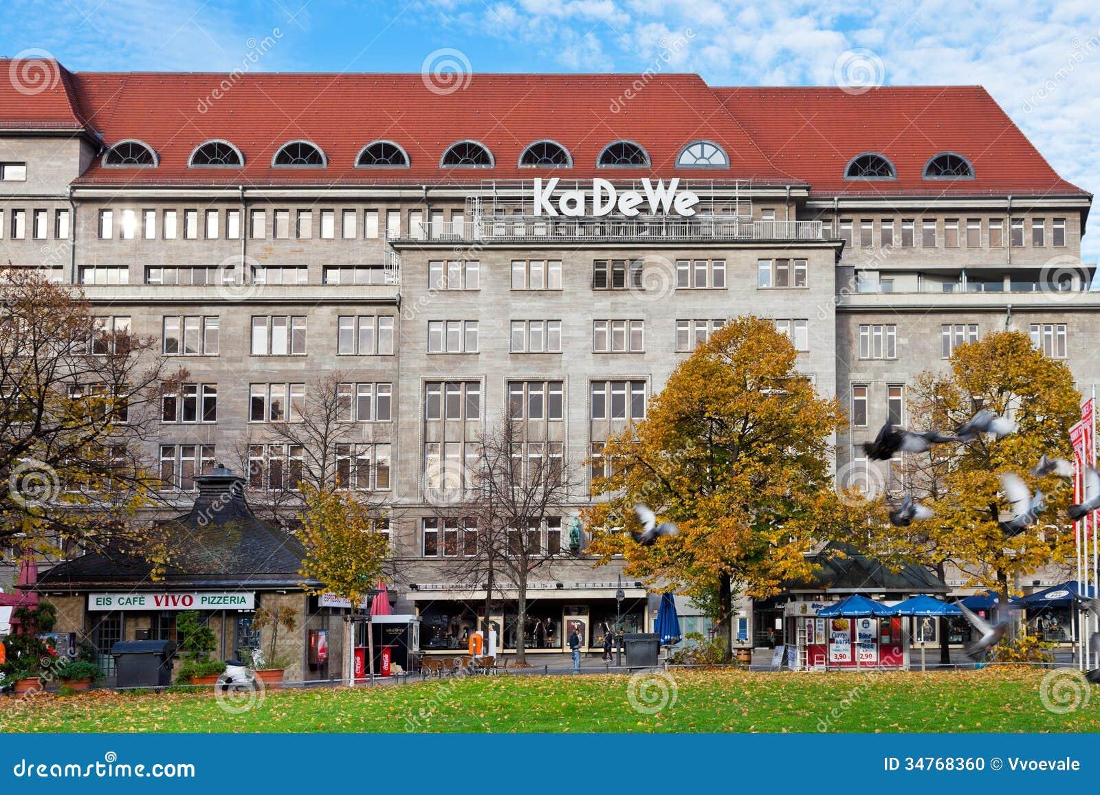 entrance in kadewe from wittenbergplatz in berlin editorial image image 34768360. Black Bedroom Furniture Sets. Home Design Ideas