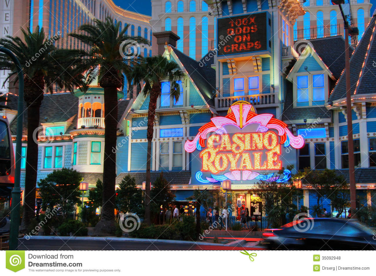 Casino royale hotel deal by mystic lake casino