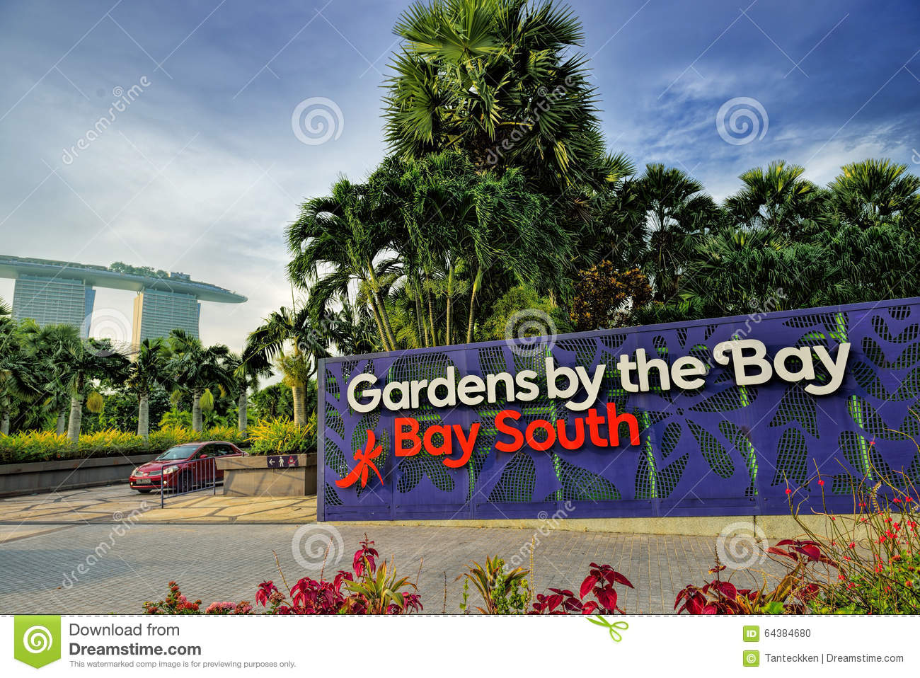 Garden By The Bay East Entrance contemporary gardenthe bay admission and inspiration