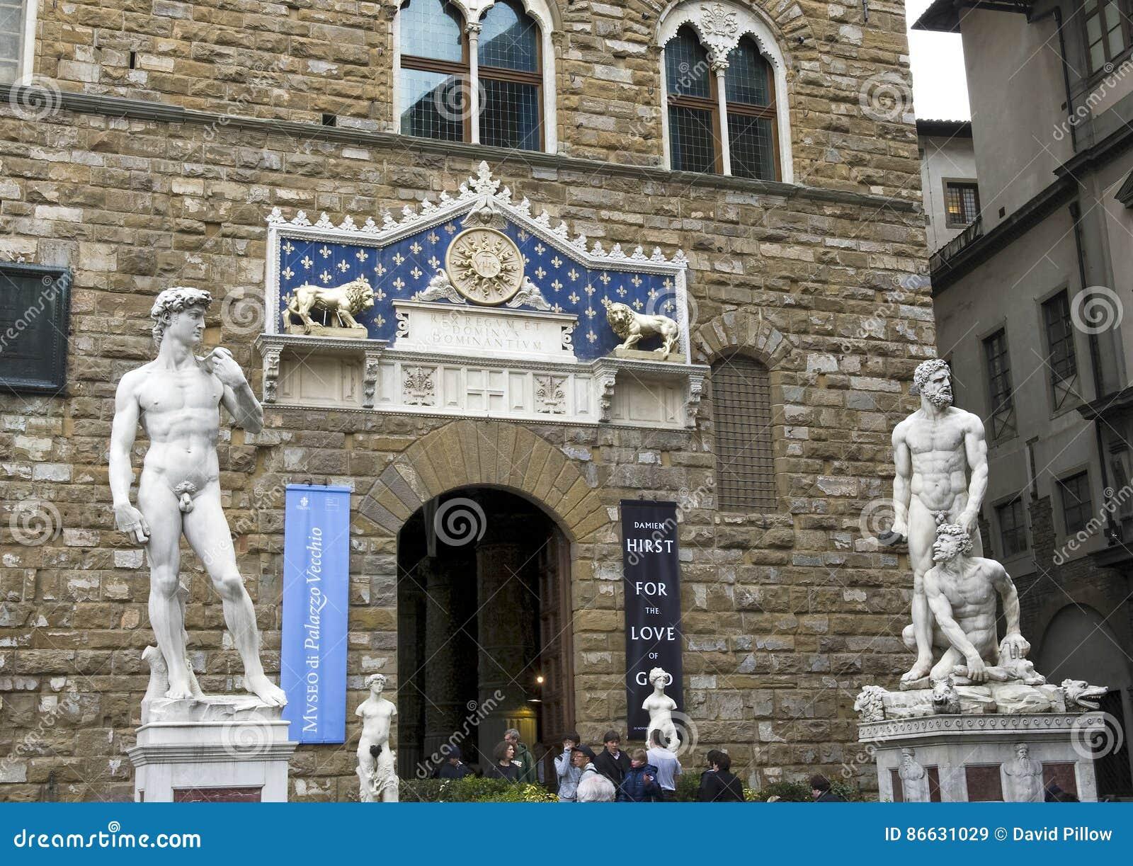 palazzo vecchio entrance - photo #7