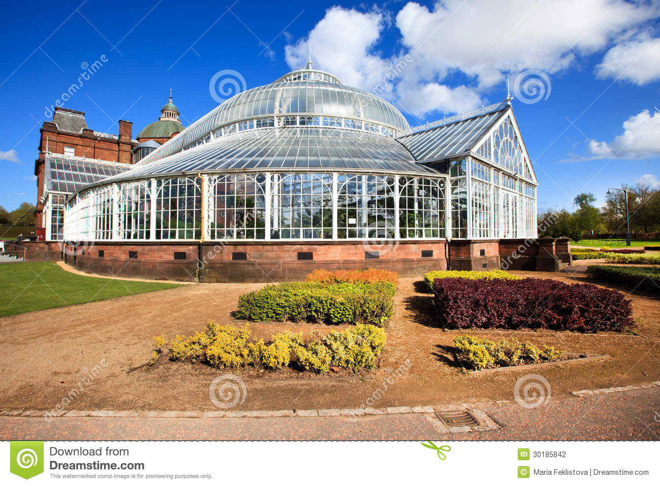 The People 39 S Palace Winter Garden Glasgow Scotland