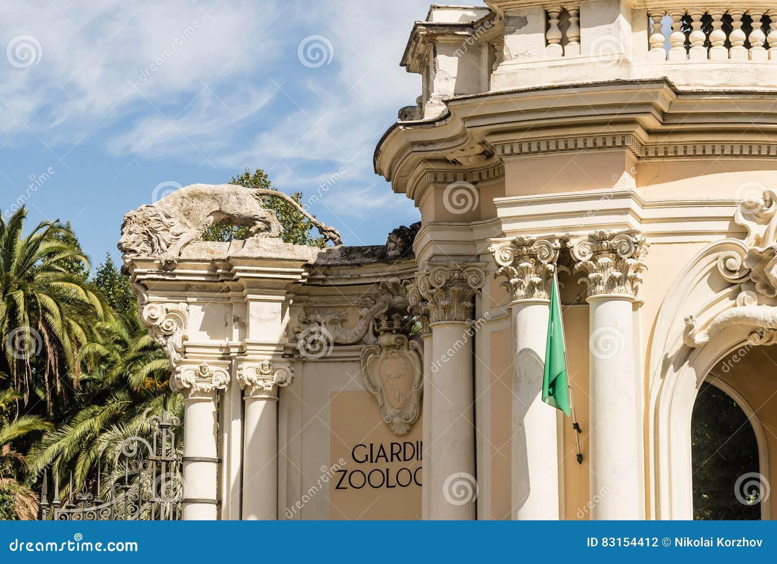Bioparco Roma: lo zoo di Villa Borghese