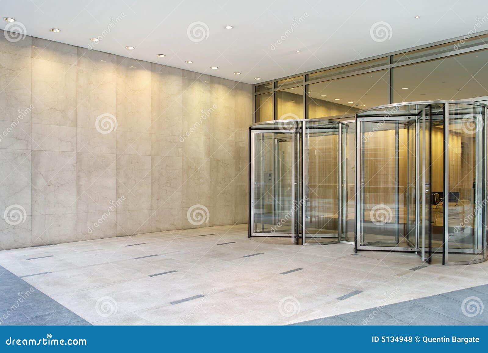 Ufficio Di Entrata : Entrata dell ufficio fotografia stock immagine di architettura