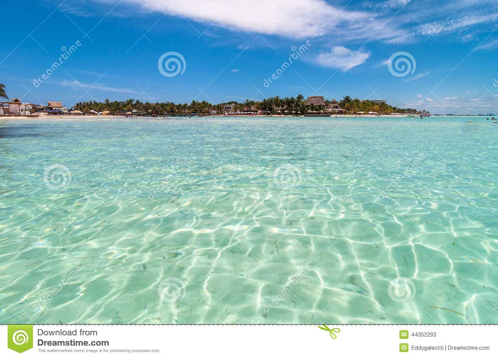 Entrata di Mia Reef Isla Mujeres Resort