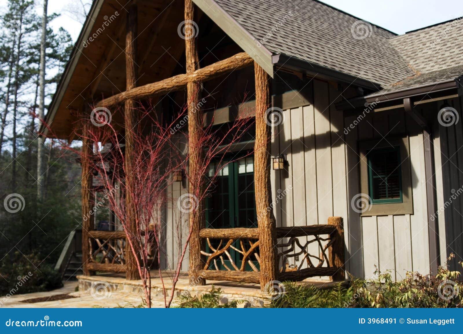 Entrata fronta della casa immagine stock immagine 3968491 - Entrata di casa ...