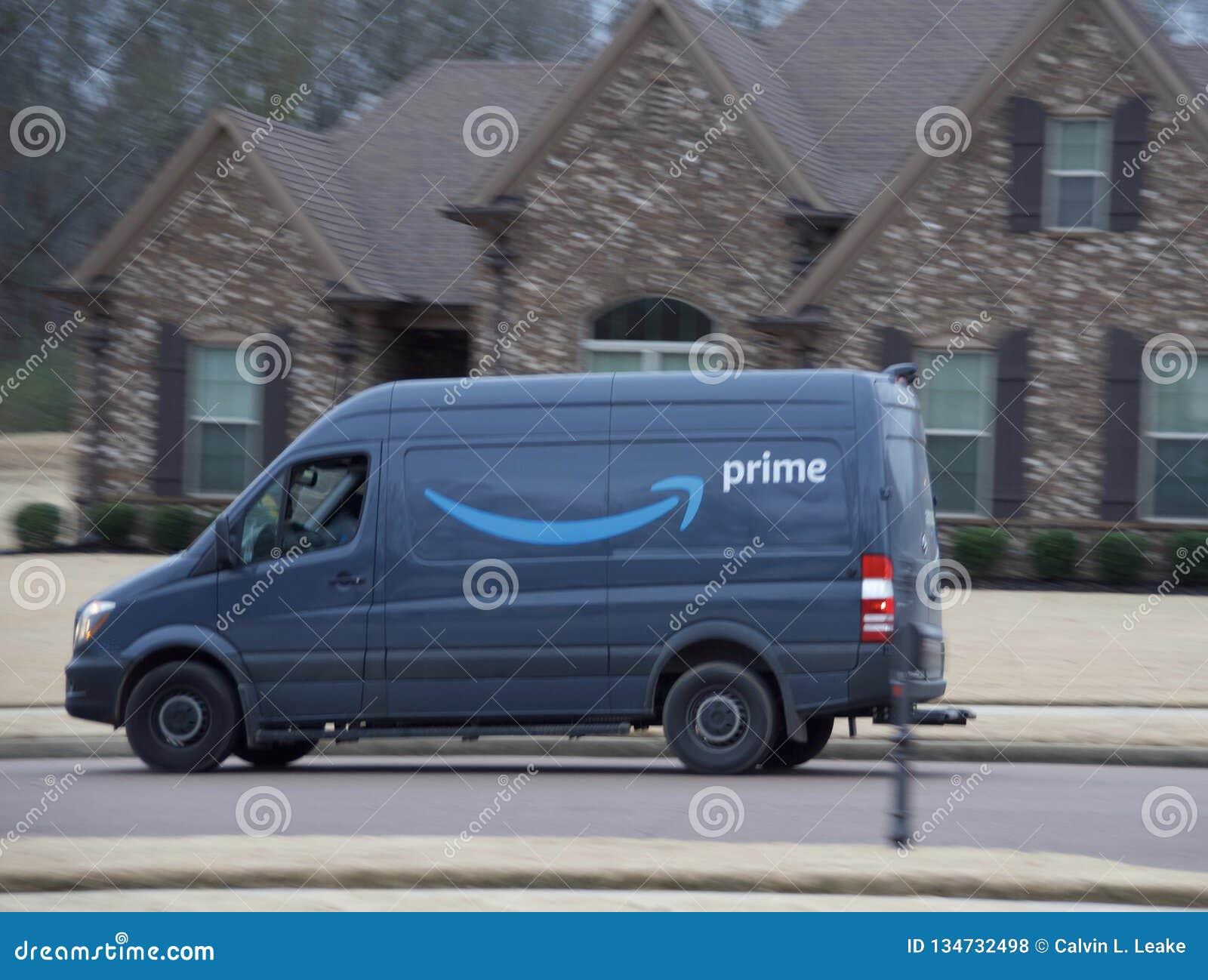 Entrega do Amazon Prime