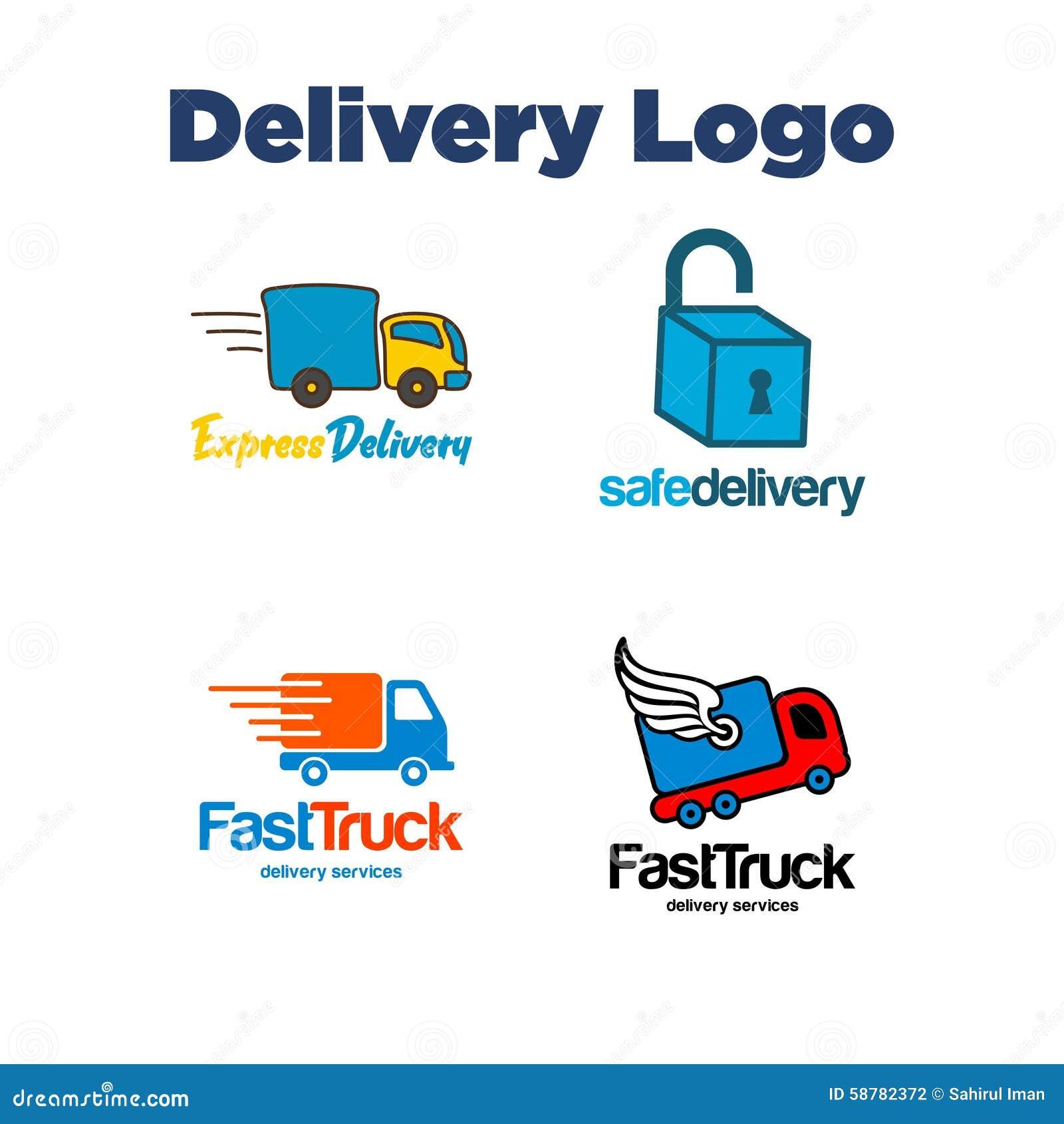 Entrega Logo Template