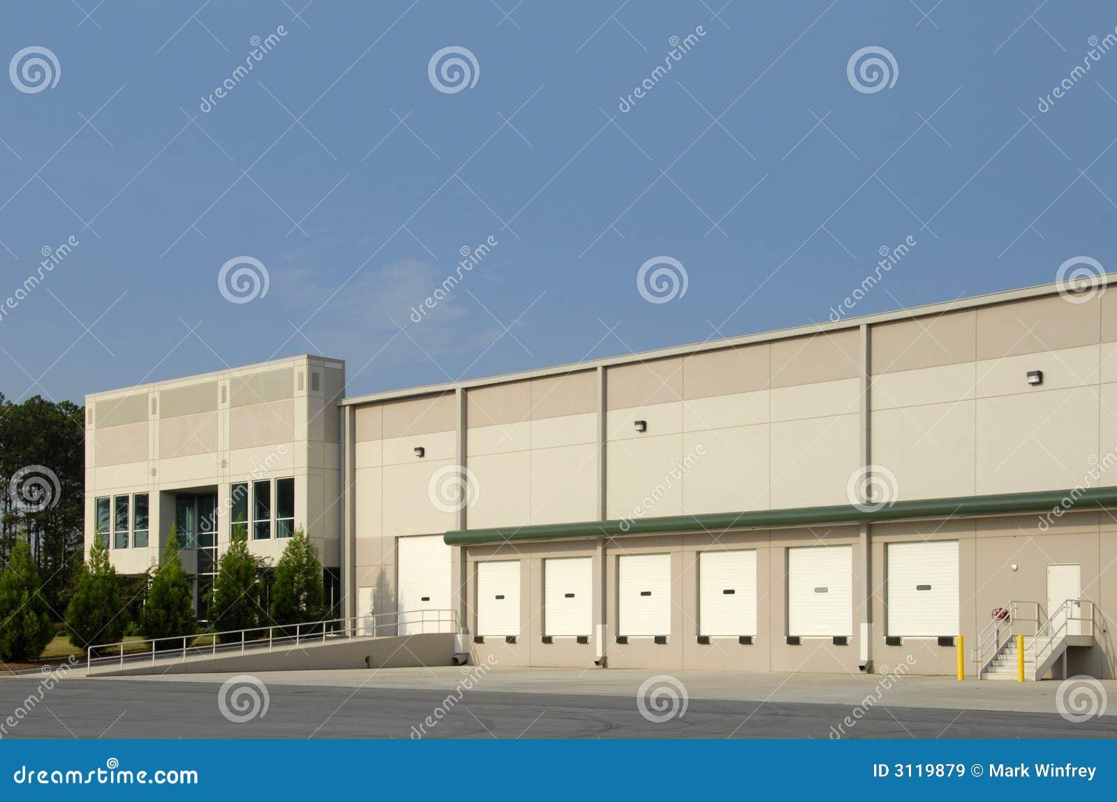 Entrepôt commercial