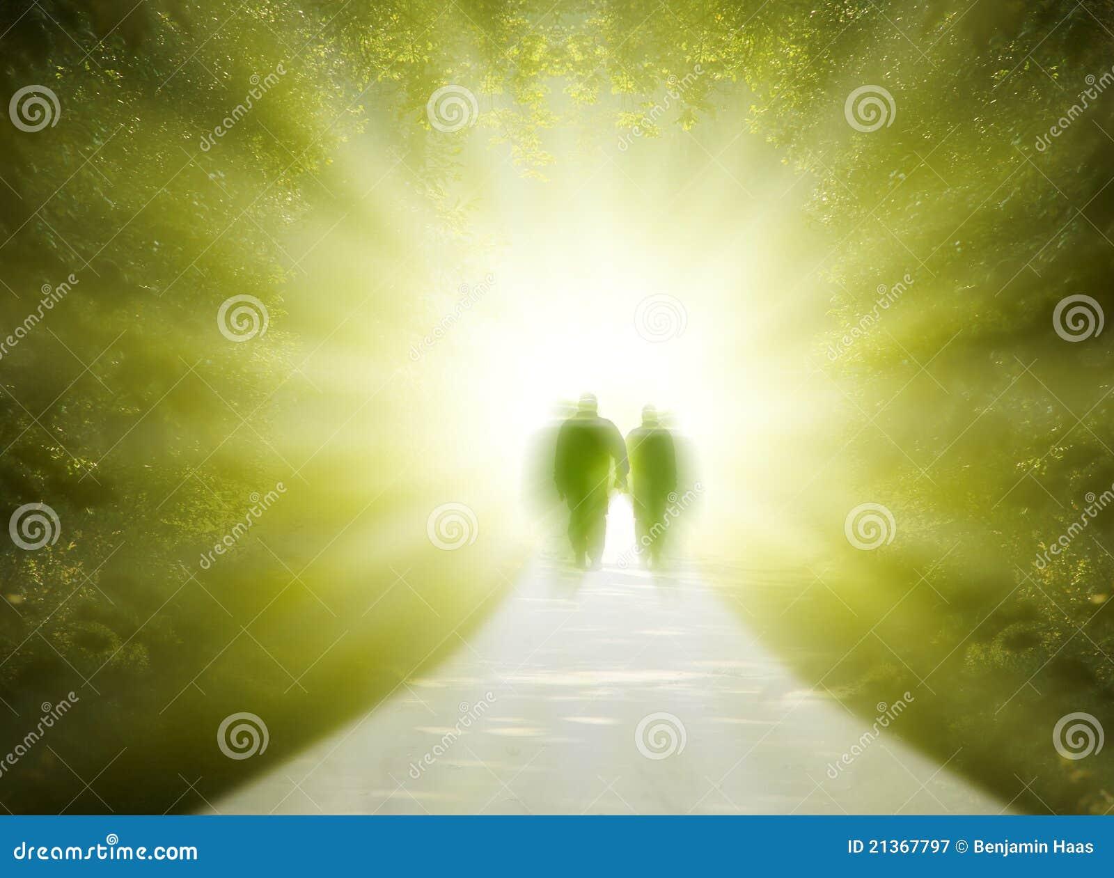 Entrez dans la lumière