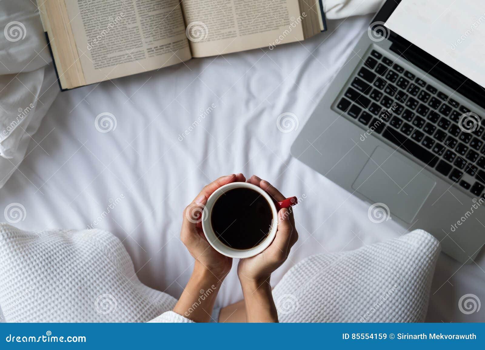 Entspannen Sie sich morgens Wochenende