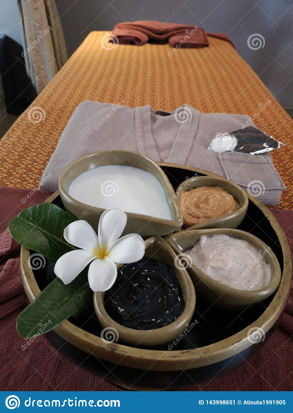 Entspannungstime†‹with†‹Badekurort massage†‹treatment†‹
