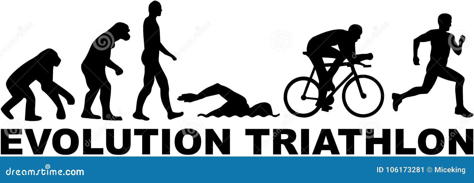 Entwicklung Triathlon