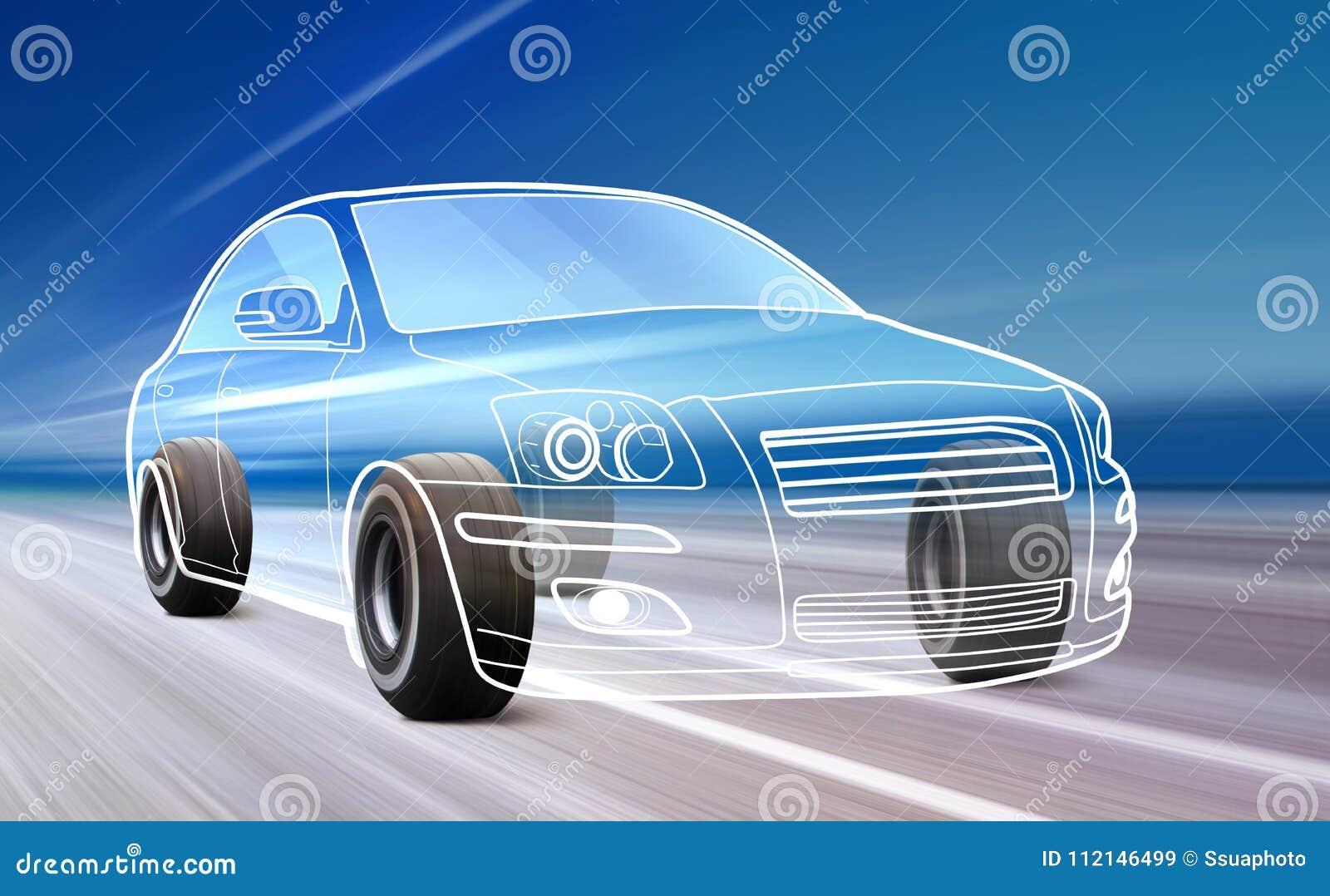 Fantastisch Entwurf Für Autos Zeitgenössisch - Elektrische ...
