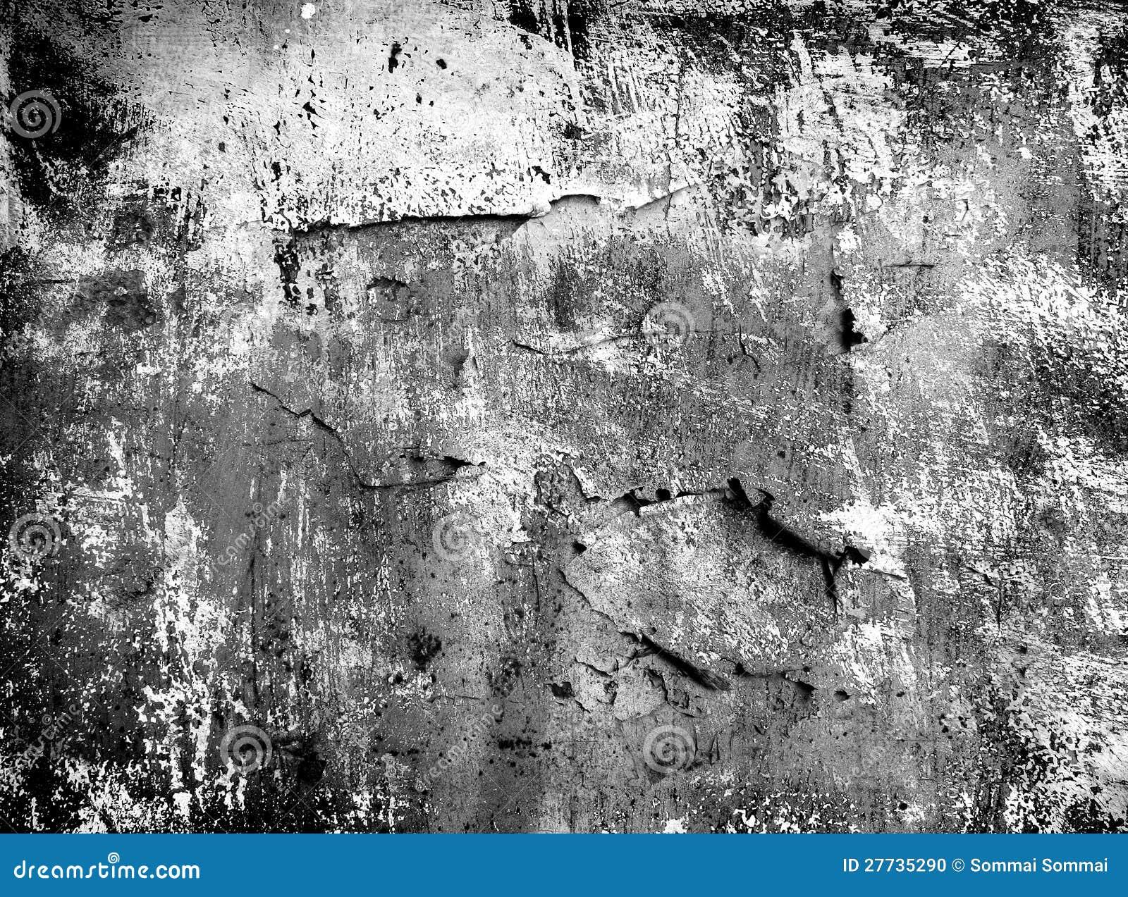 Entziehen Sie die alte grunge Wand