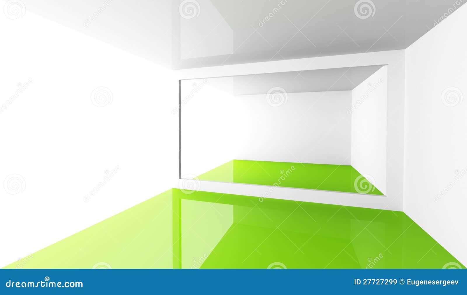 Entziehen Sie minimalen Architekturhintergrund