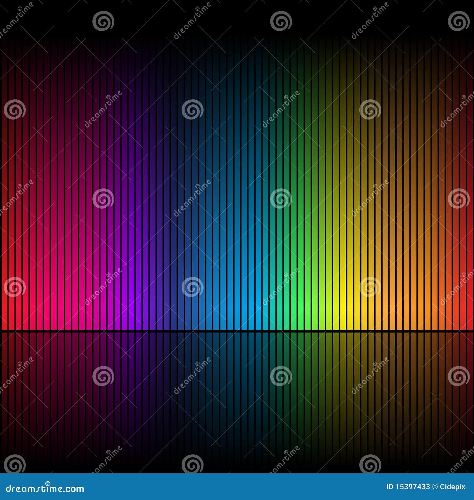 Entziehen Sie Regenbogenfarben 1