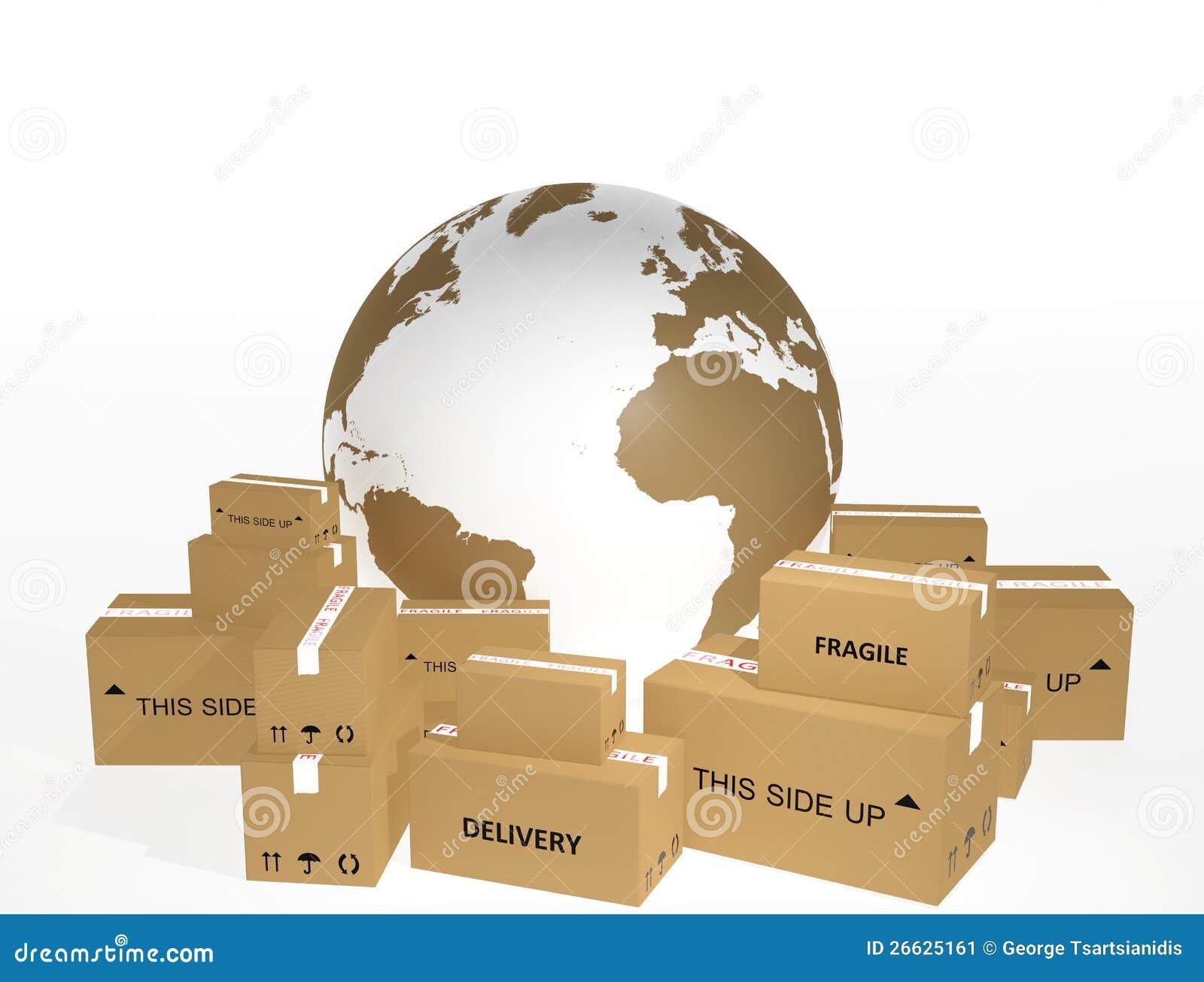 Envíos del mundo