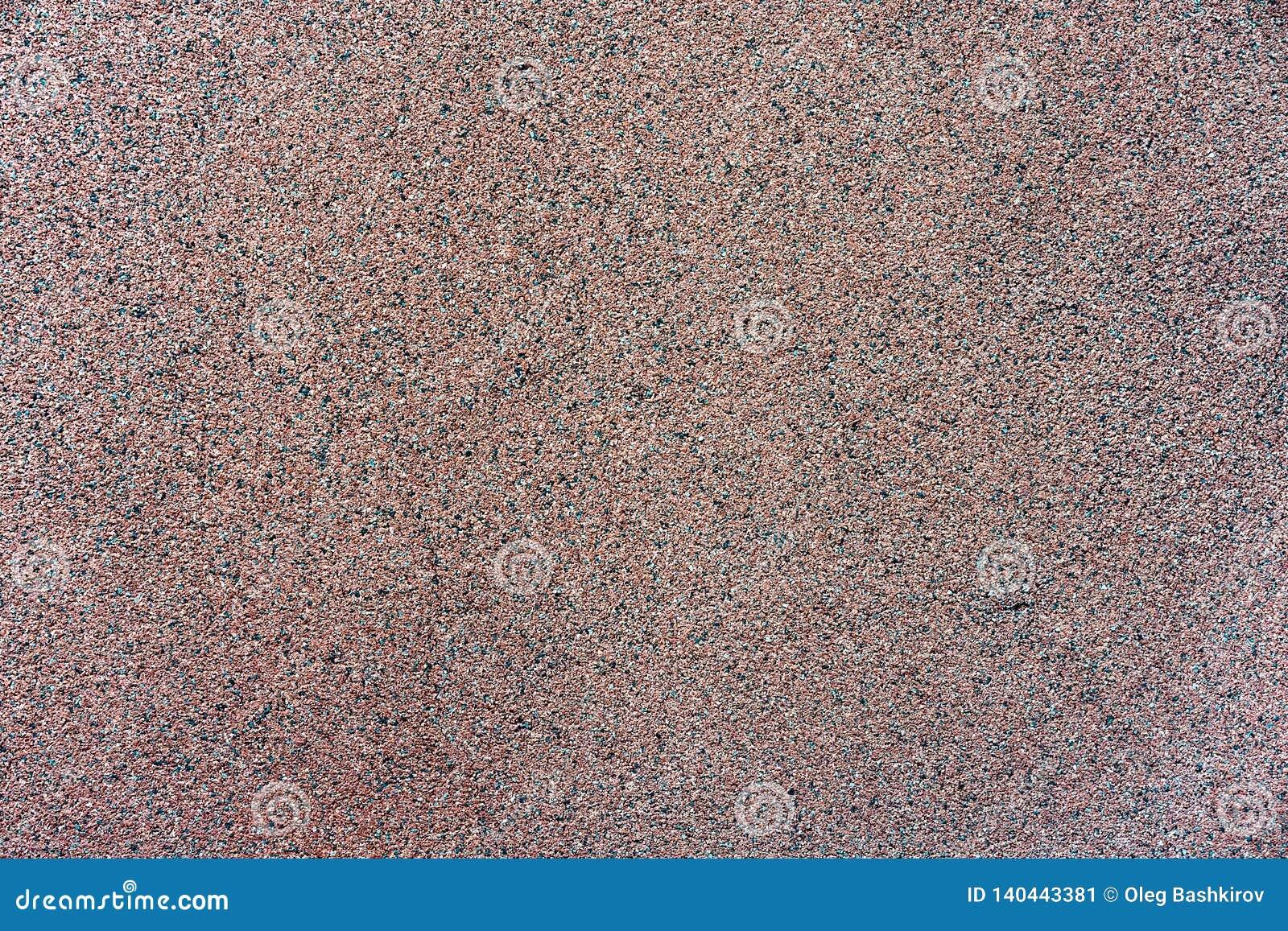 ENV 10 braun Granitkrume Rote Granitkrume Colorfull-Wand verziert