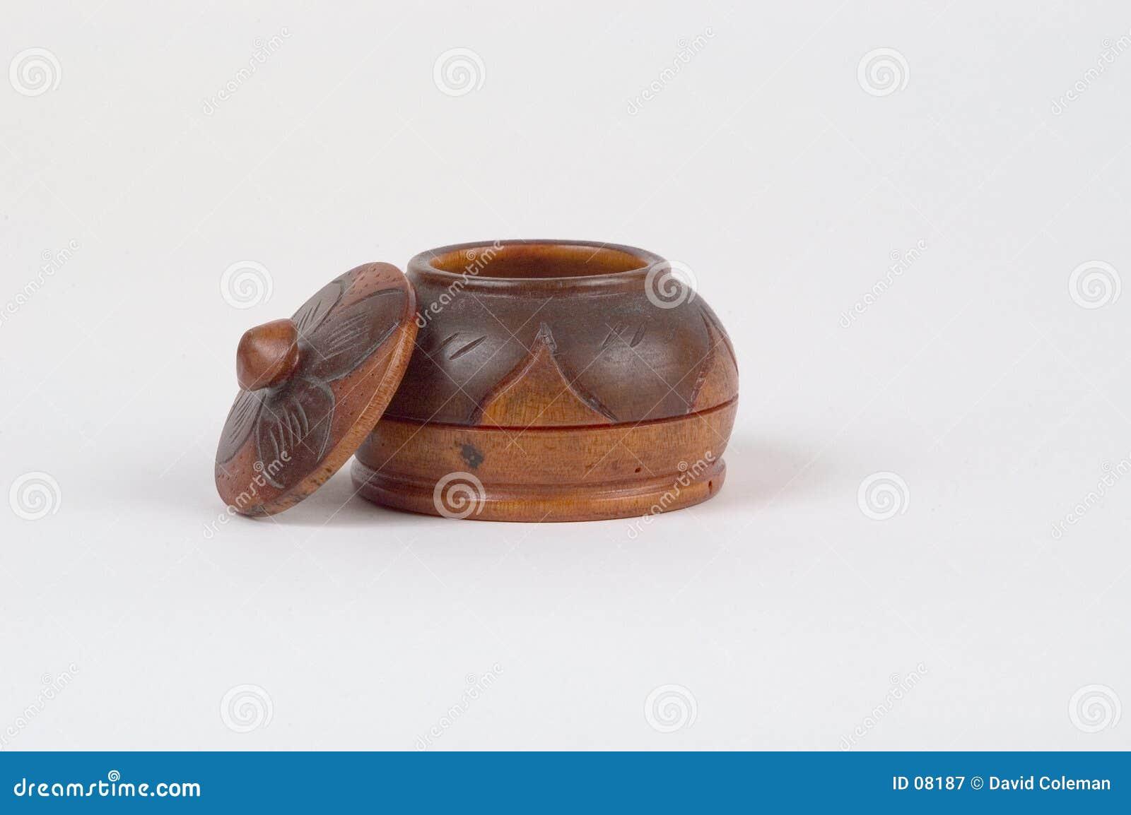 Envase de madera