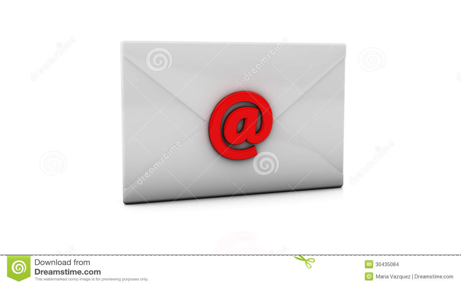 Envelope in 3d