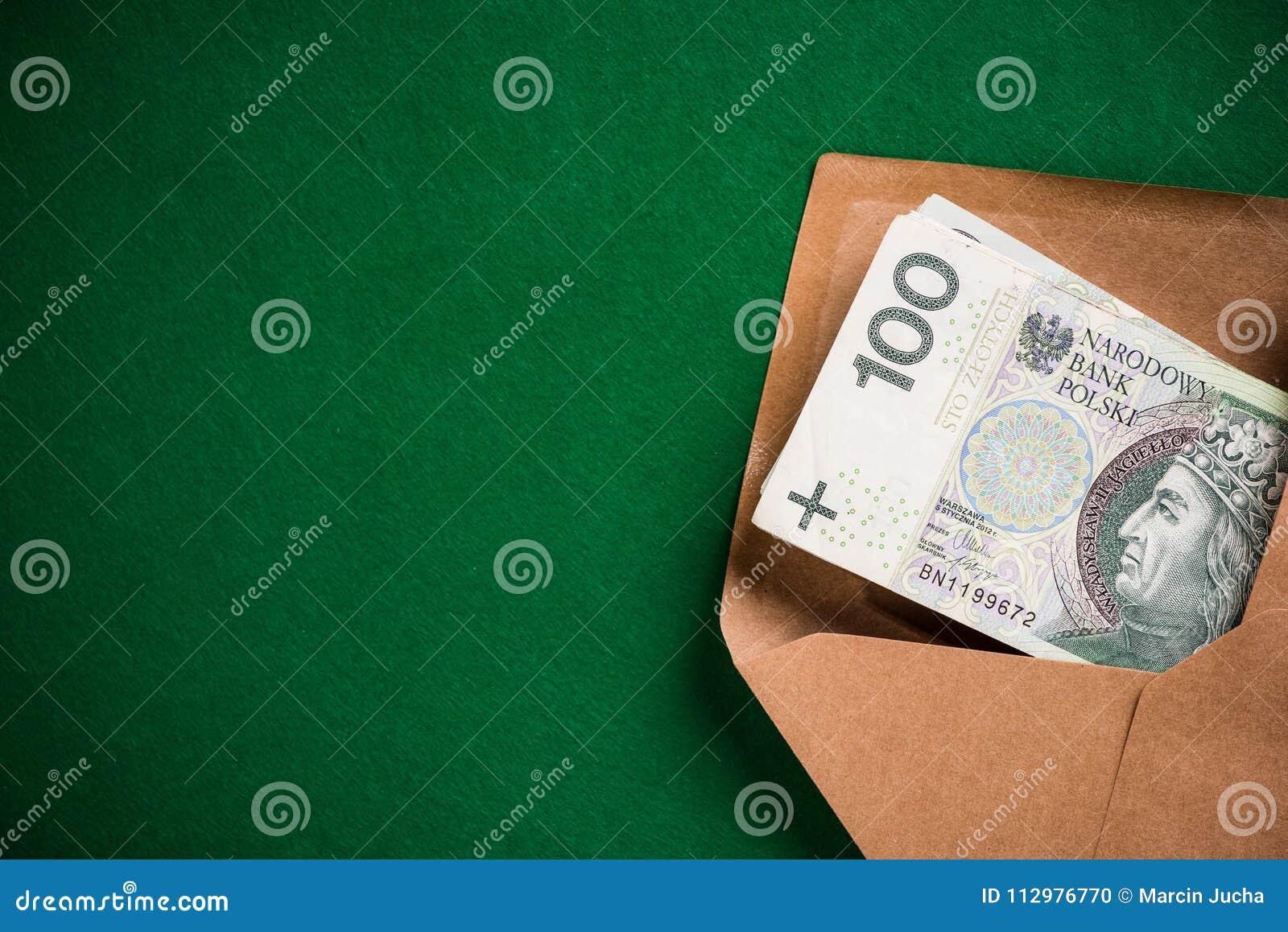 Envelope for dishonest politics,corruption and bribery