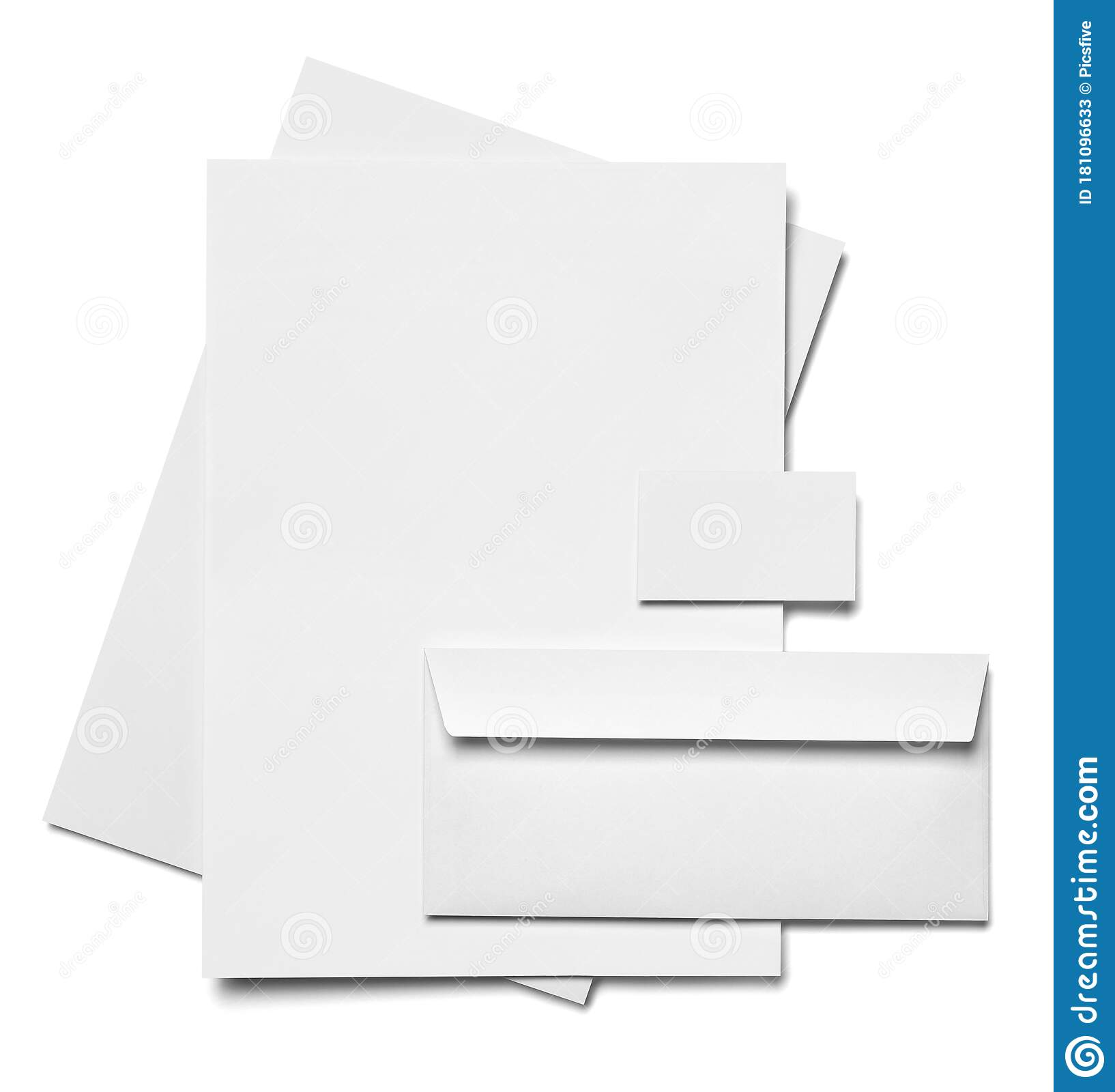 Envelope Letter Template from thumbs.dreamstime.com