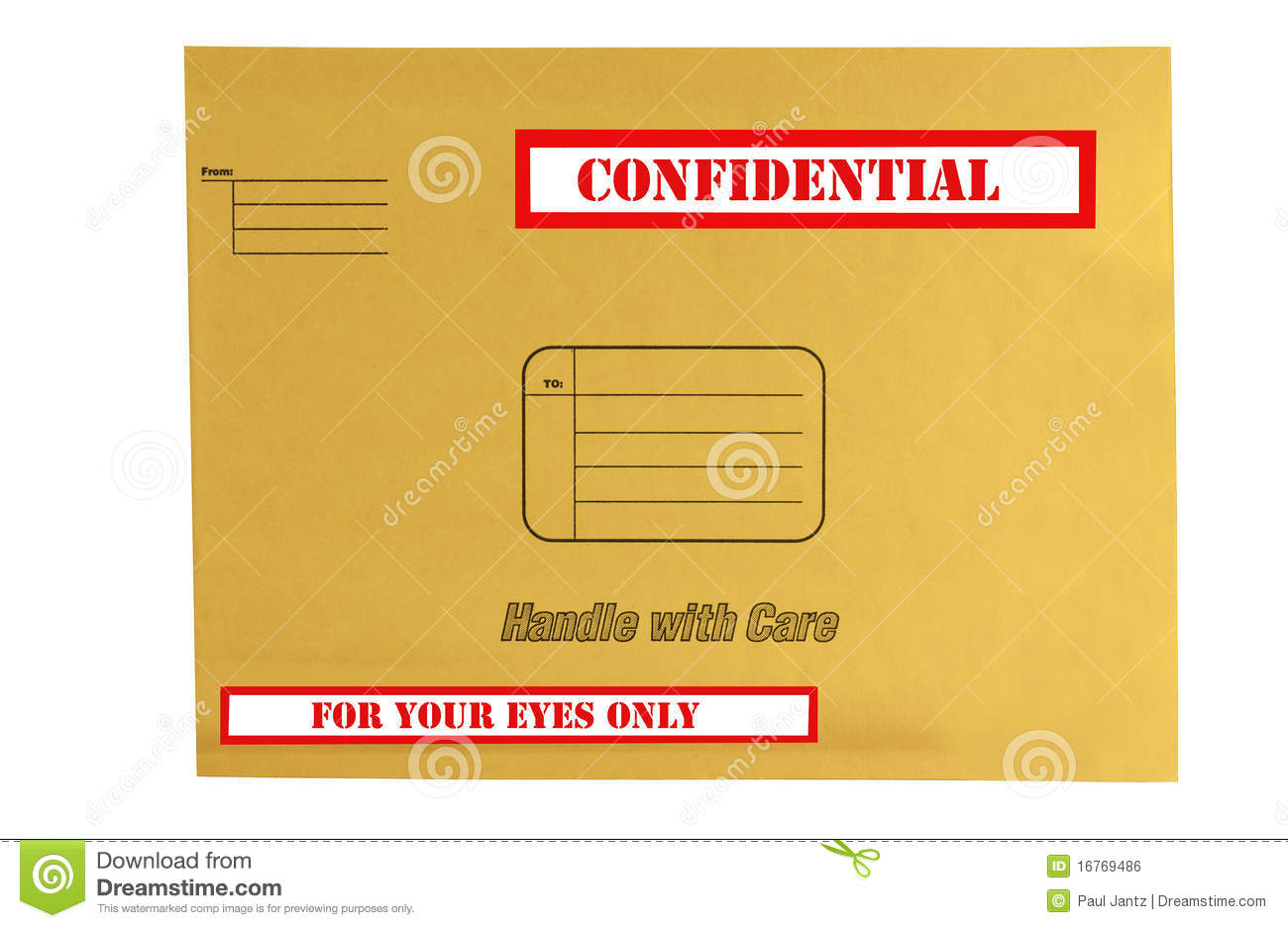 Confidential envelope pictures to pin on pinterest pinsdaddy for Interoffice envelope template cover