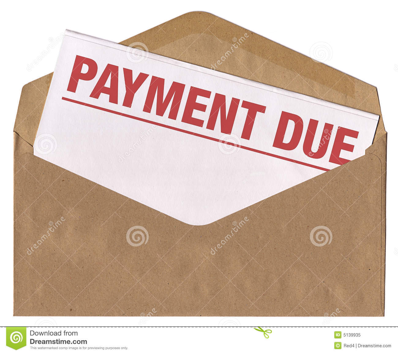 letter for late payments