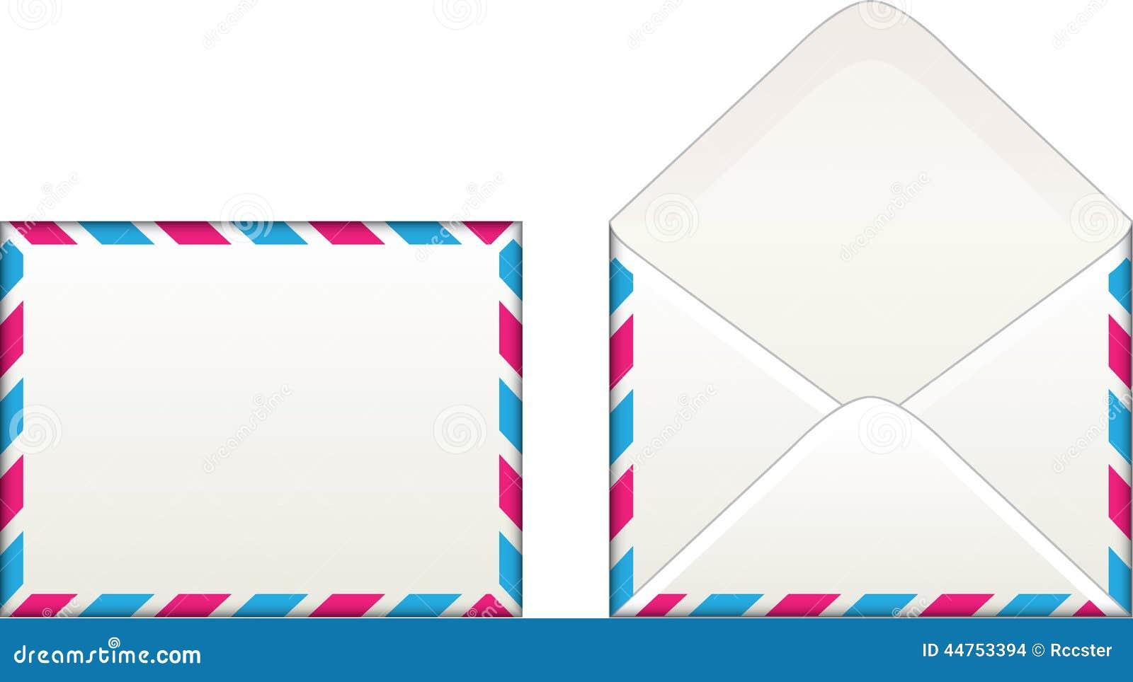 envelope stock vector image 44753394