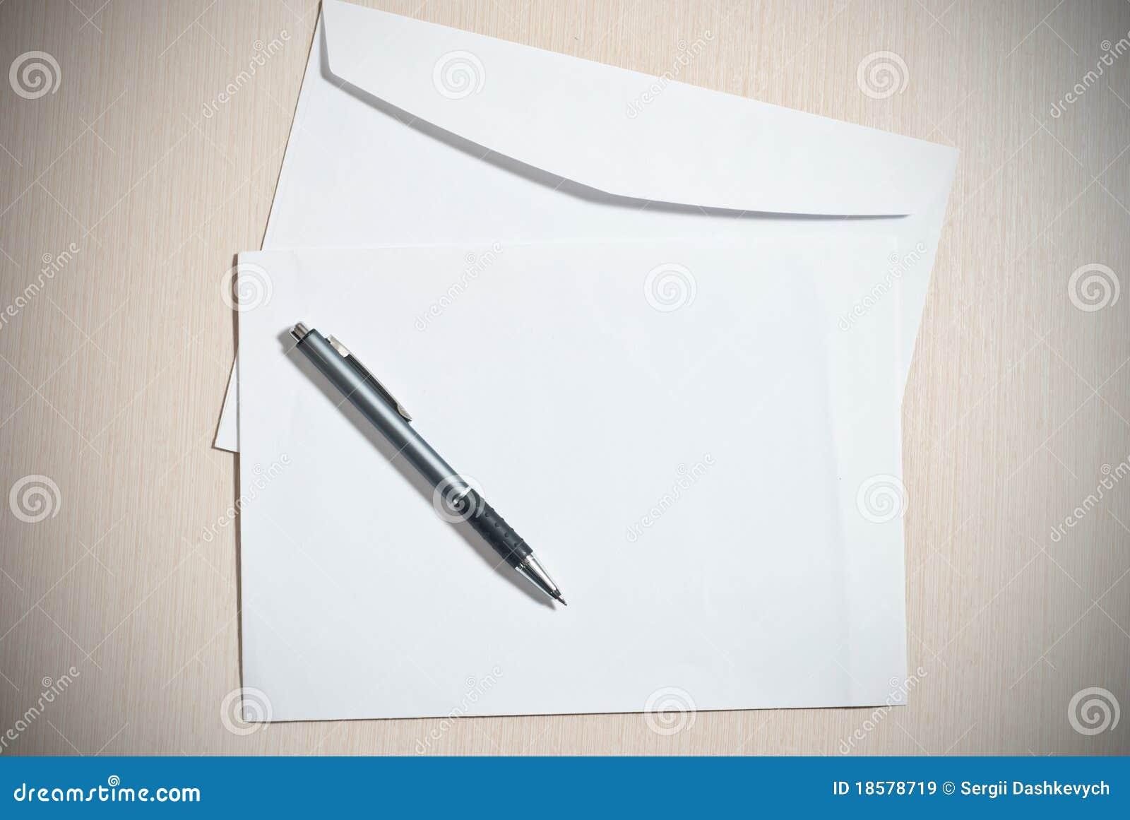 Enveloppen royalty vrije stock afbeeldingen afbeelding 18578719 - Secretaresse witte ...