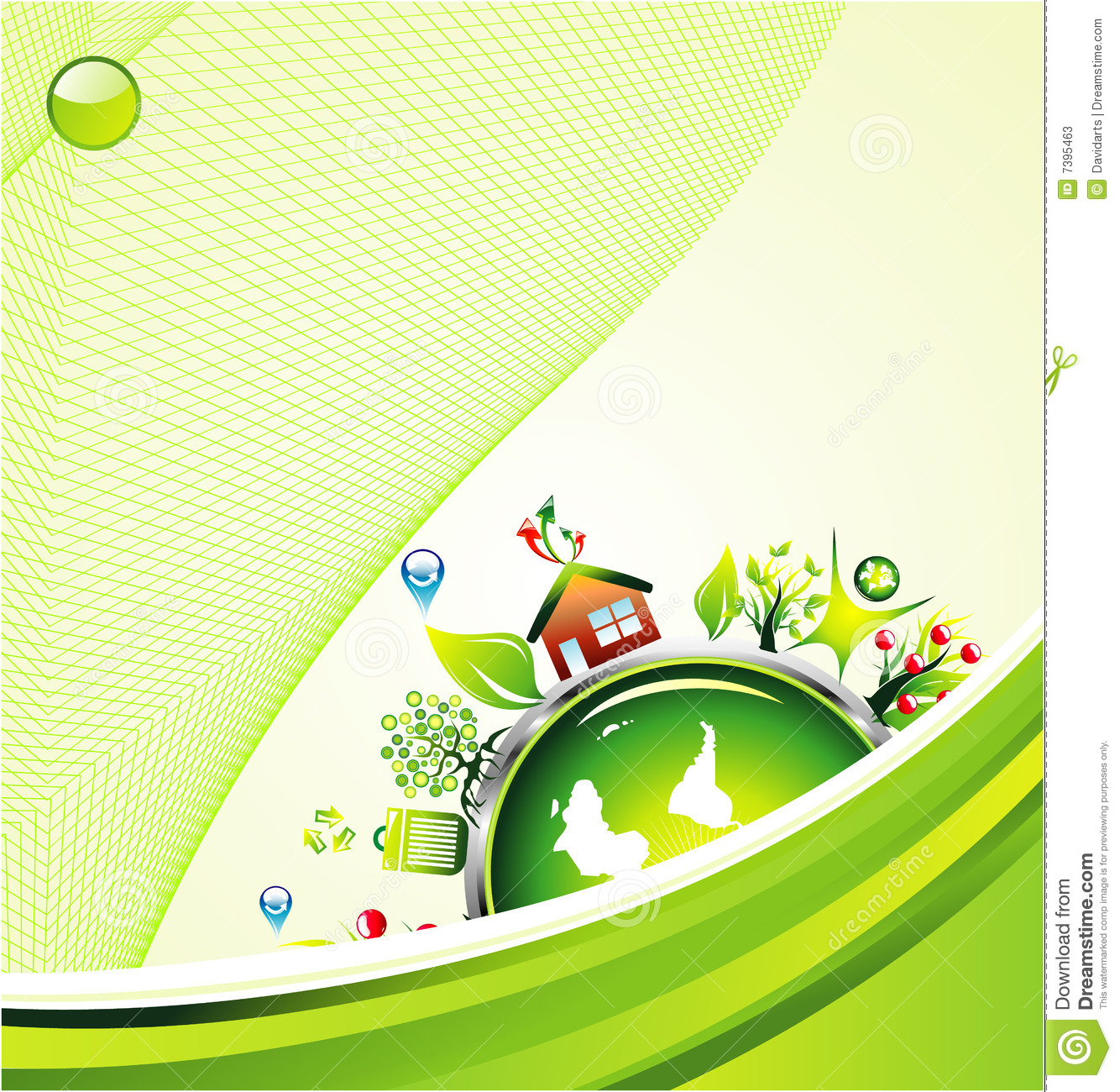 green environment What does going green mean in practice is to reduce pollution, or the release of toxic substances into the environment in our day-to-day activities, we actually release substantial amount of toxic substances into the environment.