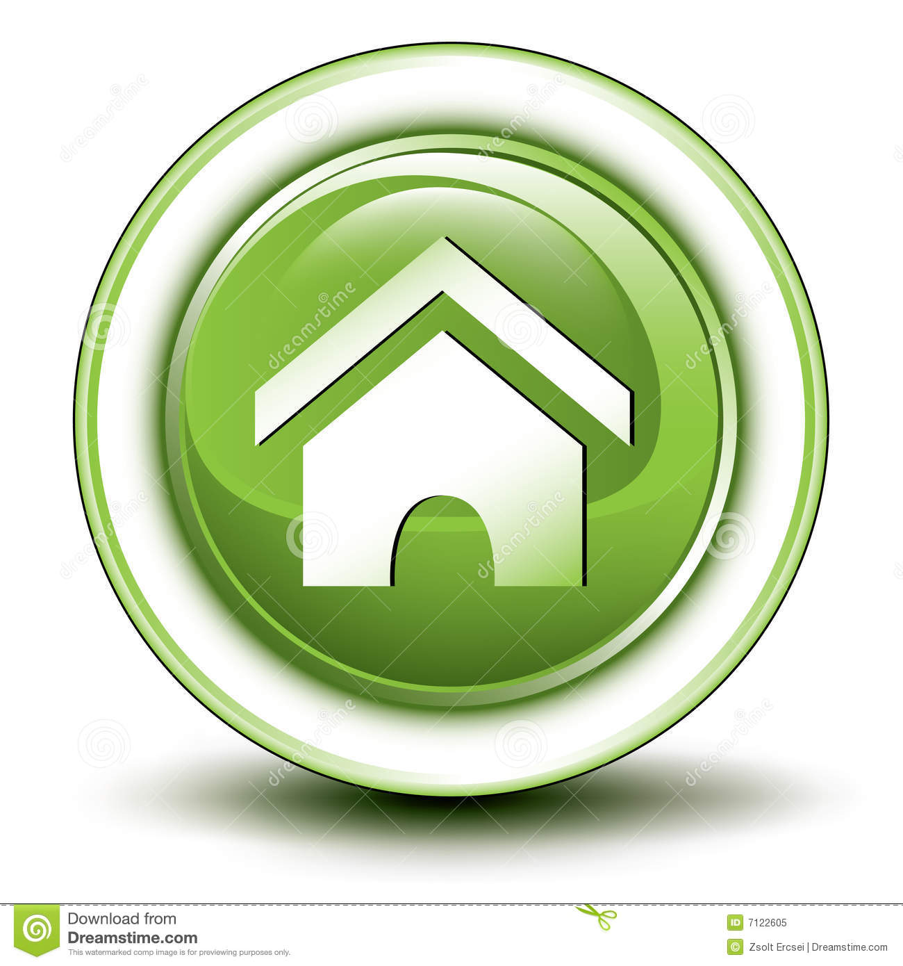 Environmental Home Button