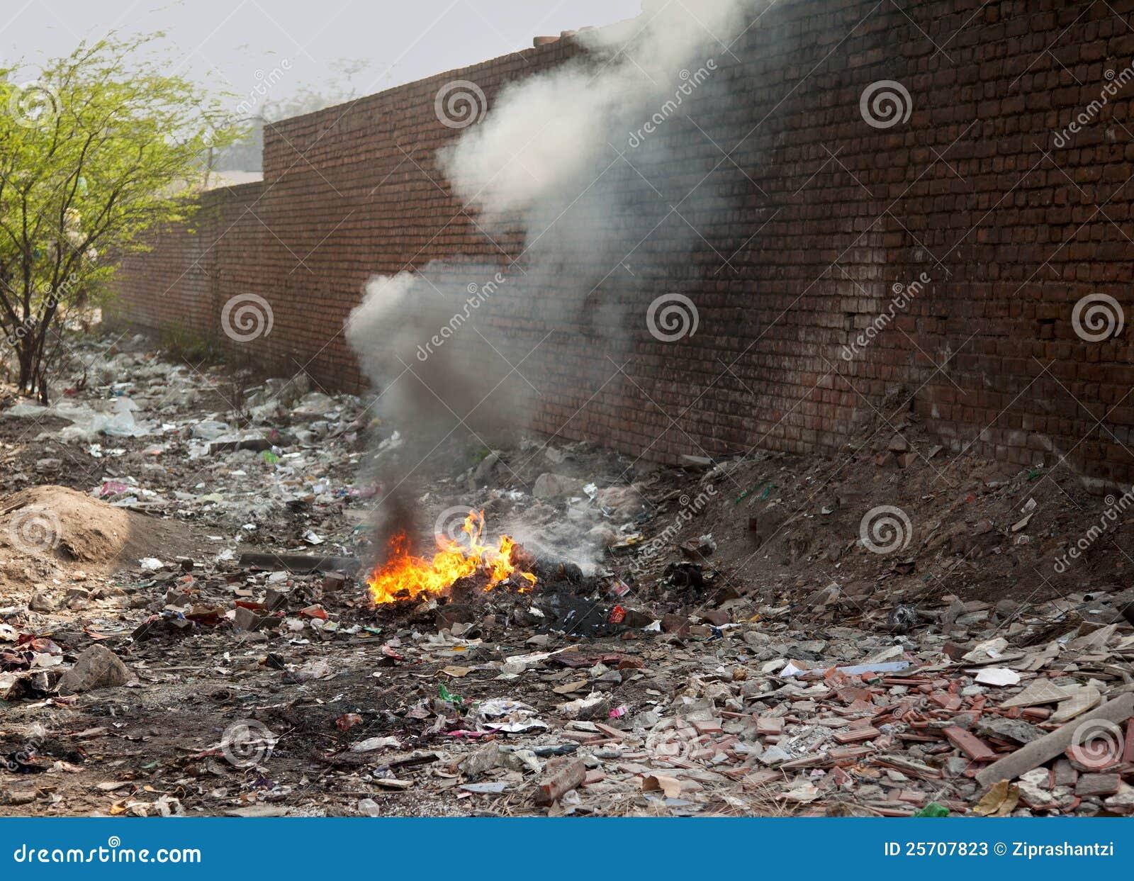 war pollution essay