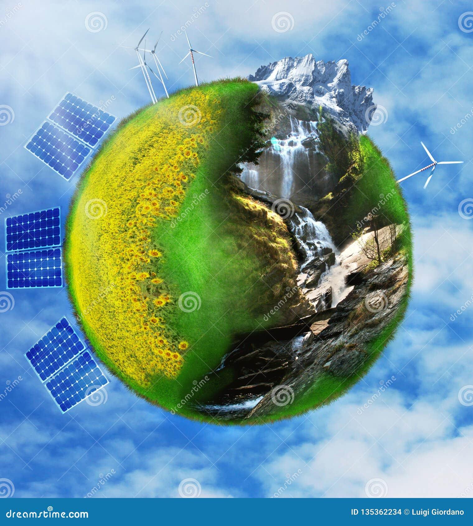 Environnement écologique et développement durable