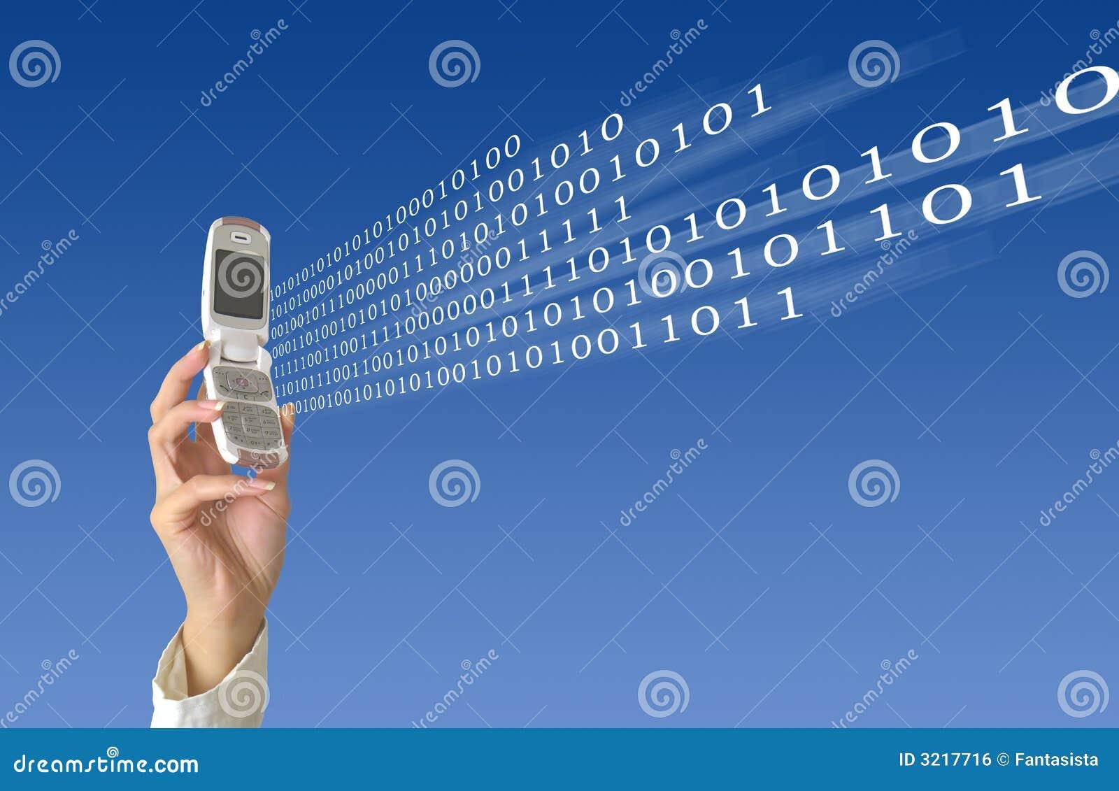 Envoi de données