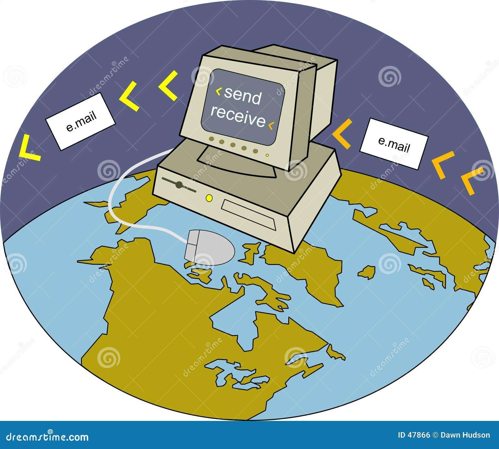 Envoi par courrier électronique