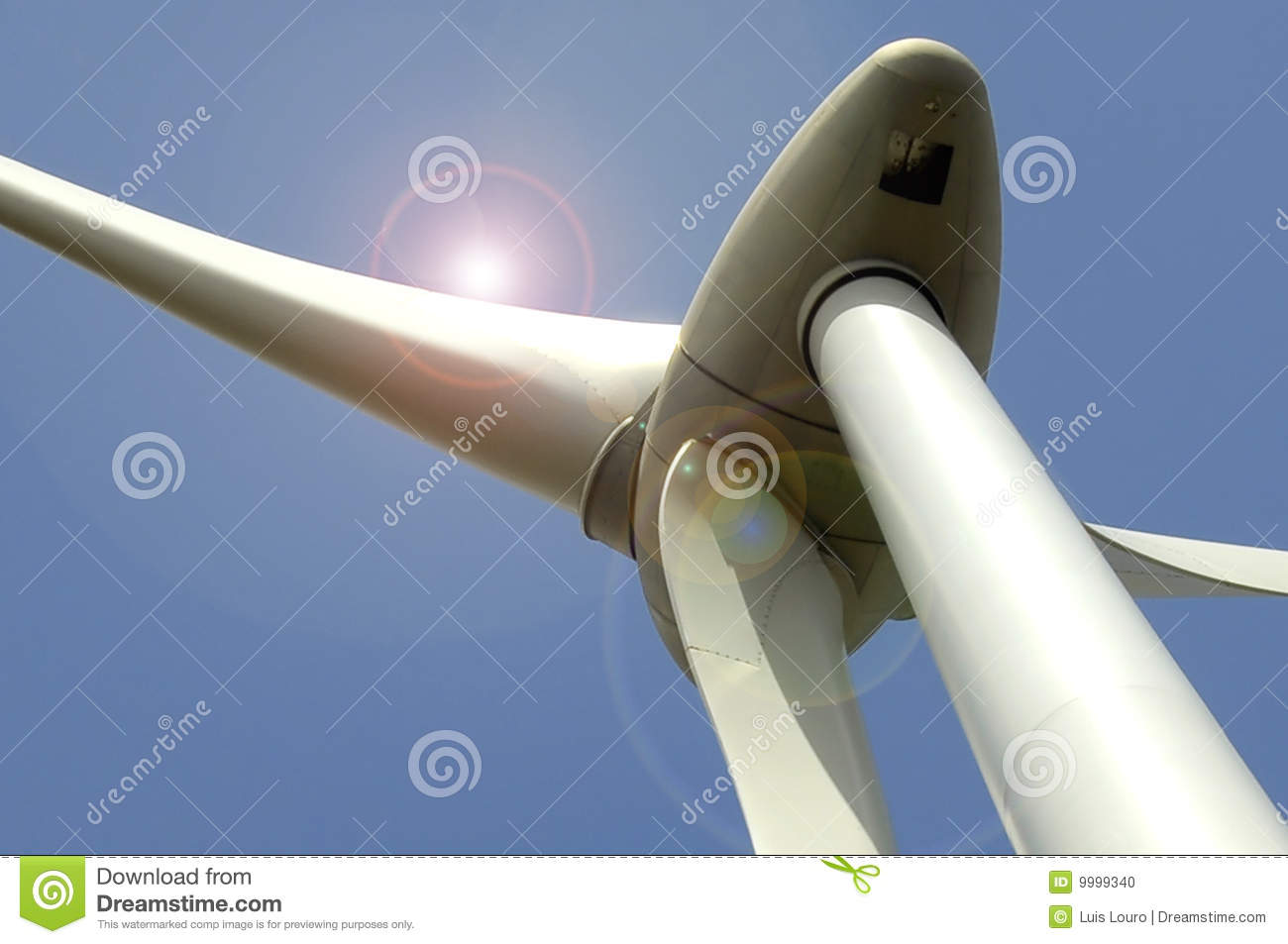 Eolic - wind turbine